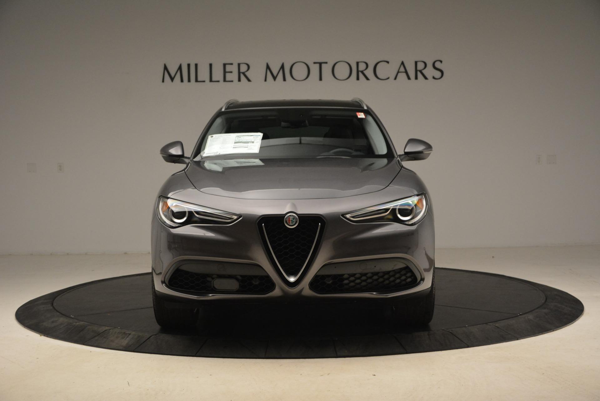 New 2018 Alfa Romeo Stelvio Ti Q4 For Sale In Westport, CT 2320_p12