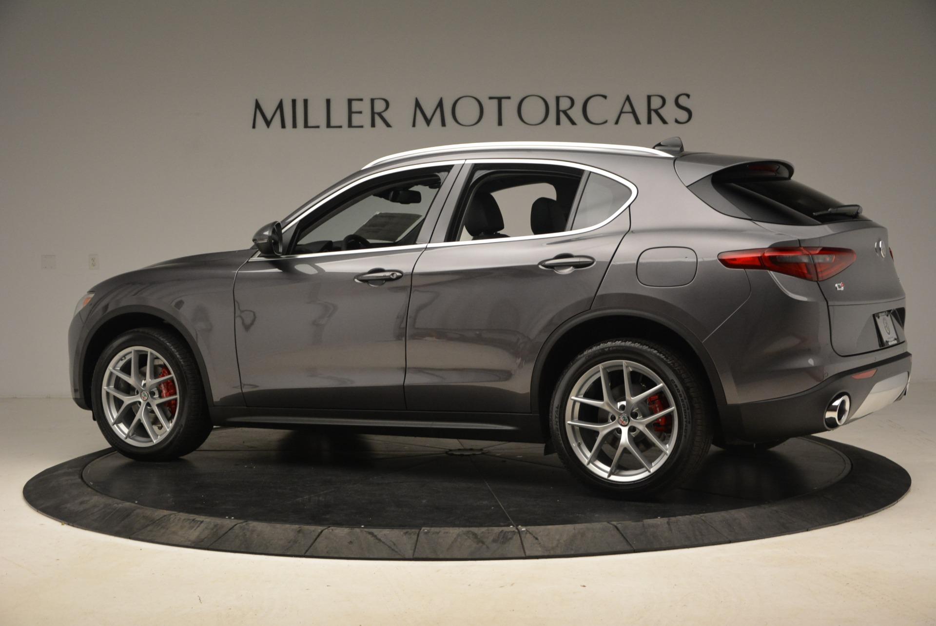 New 2018 Alfa Romeo Stelvio Ti Q4 For Sale In Westport, CT 2320_p4