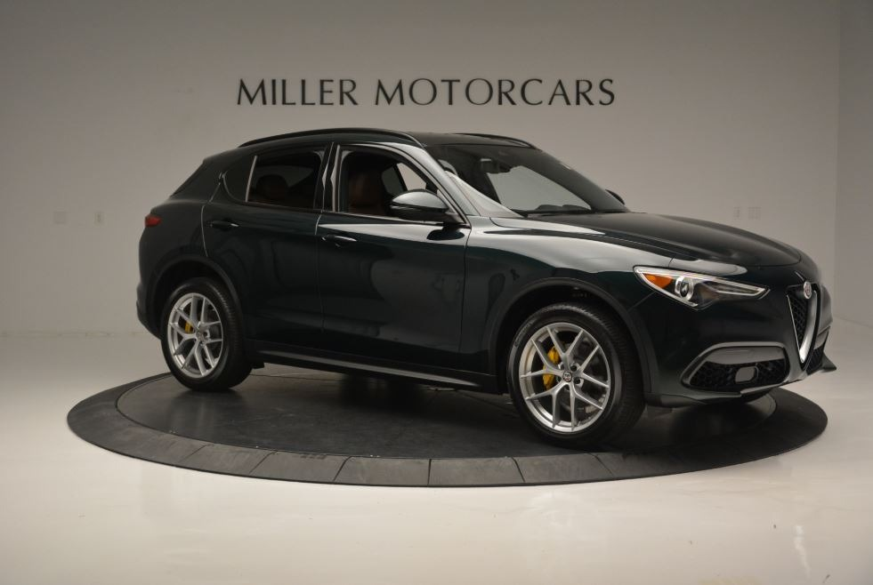 New 2018 Alfa Romeo Stelvio Ti Sport Q4 For Sale In Westport, CT 2322_p11
