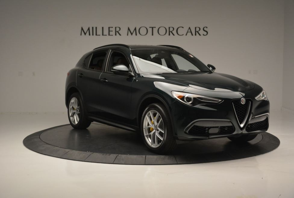 New 2018 Alfa Romeo Stelvio Ti Sport Q4 For Sale In Westport, CT 2322_p12