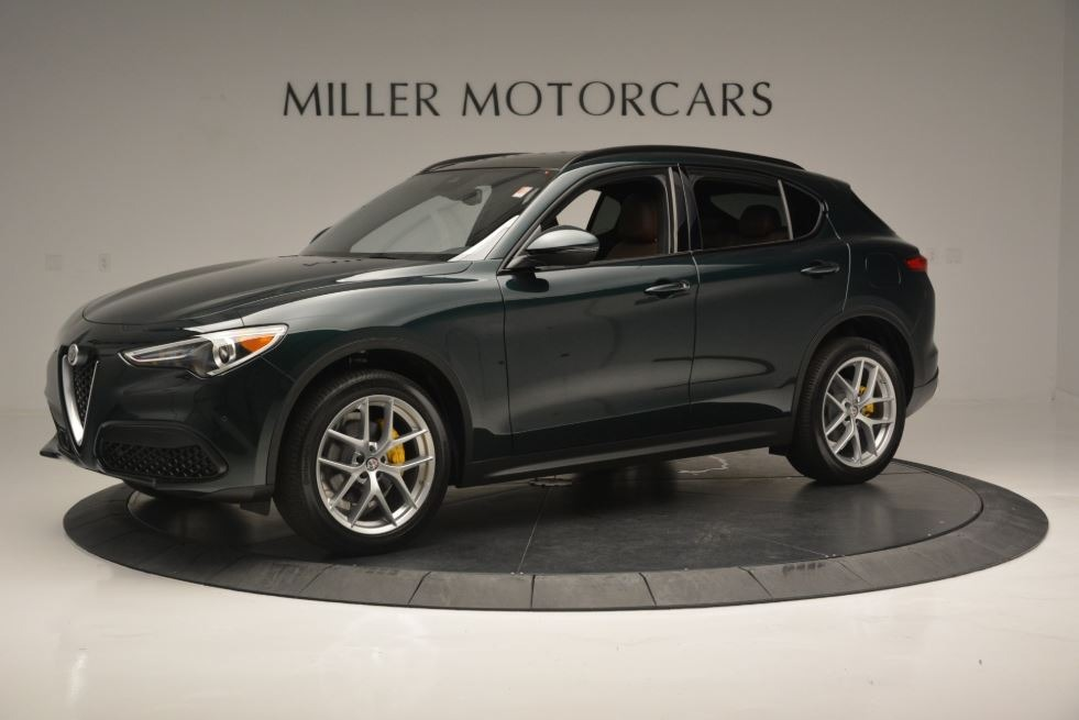New 2018 Alfa Romeo Stelvio Ti Sport Q4 For Sale In Westport, CT 2322_p3