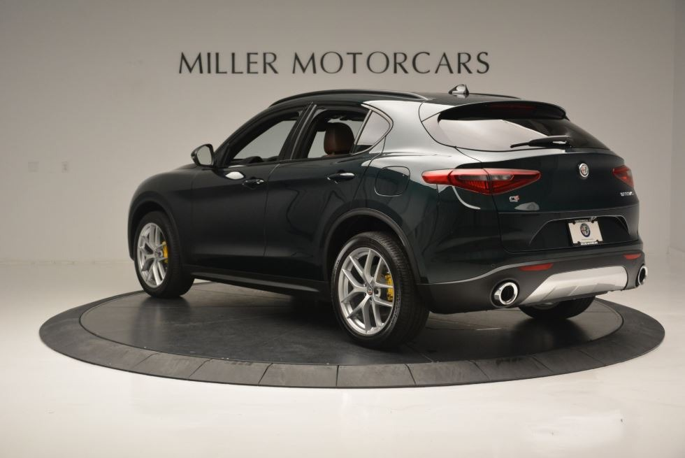 New 2018 Alfa Romeo Stelvio Ti Sport Q4 For Sale In Westport, CT 2322_p6