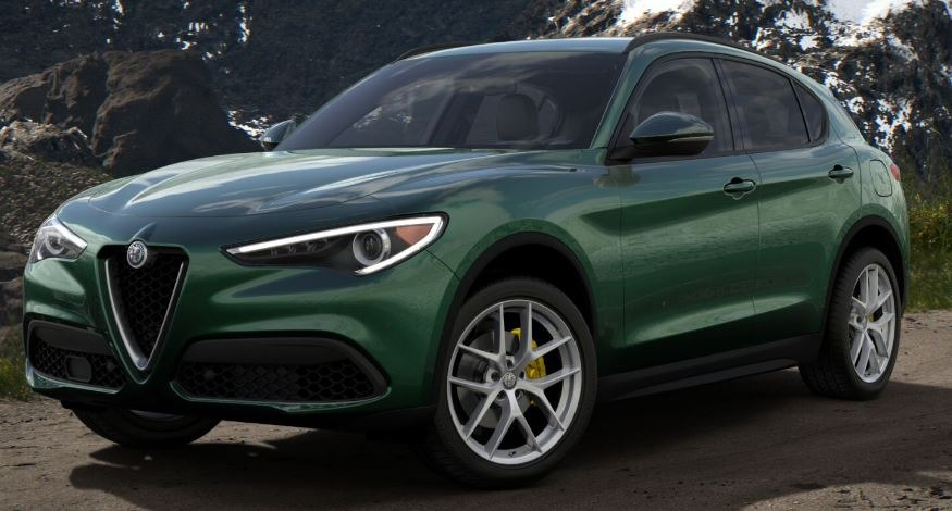 New 2018 Alfa Romeo Stelvio Ti Sport Q4 For Sale In Westport, CT 2326_main