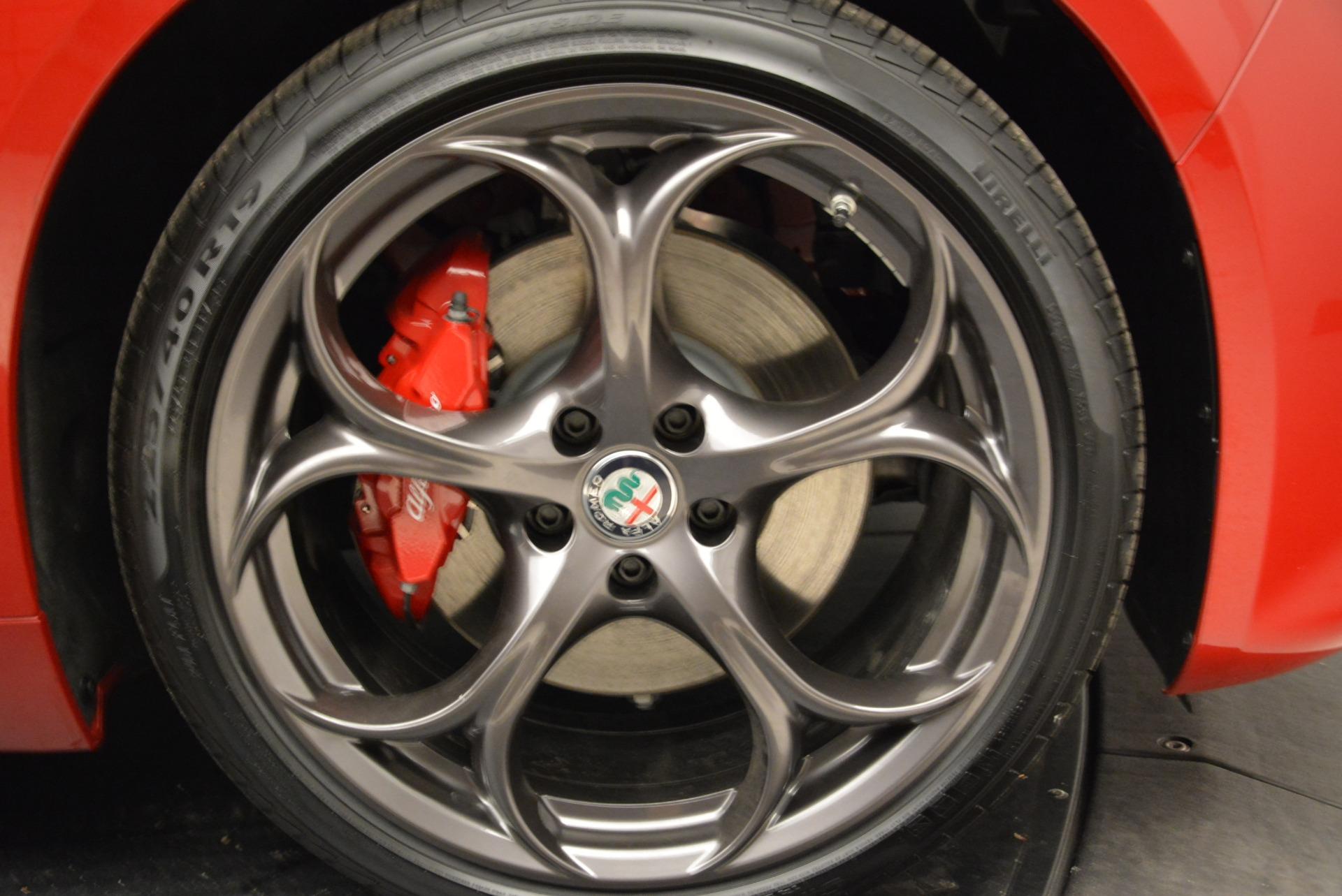 New 2018 Alfa Romeo Giulia Ti Sport Q4 For Sale In Westport, CT 2328_p25
