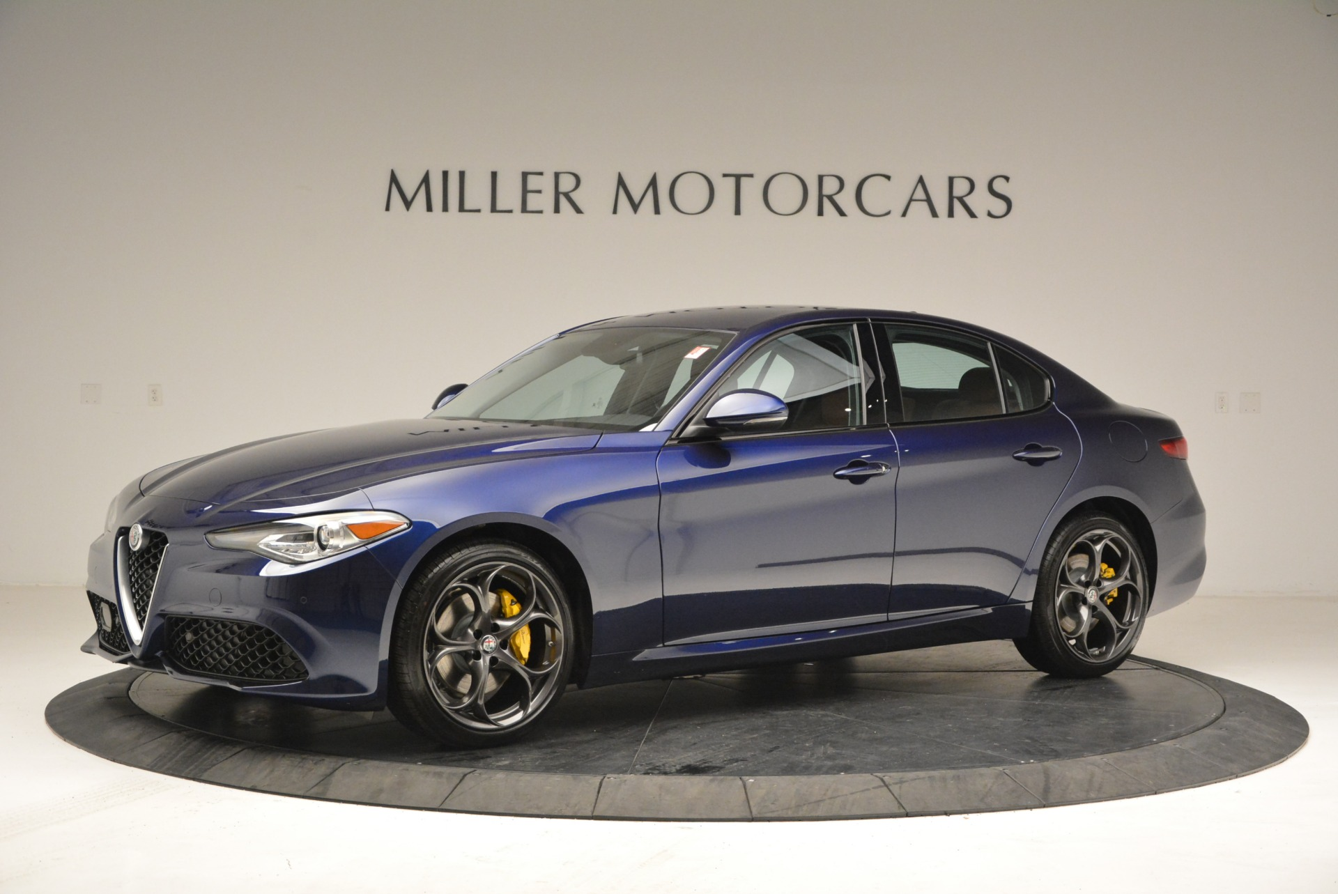 New 2018 Alfa Romeo Giulia Ti Sport Q4 For Sale In Westport, CT 2329_p2
