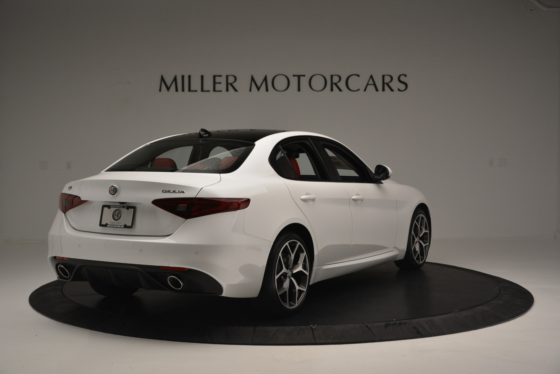 New 2018 Alfa Romeo Giulia Ti Sport Q4 For Sale In Westport, CT 2336_p7