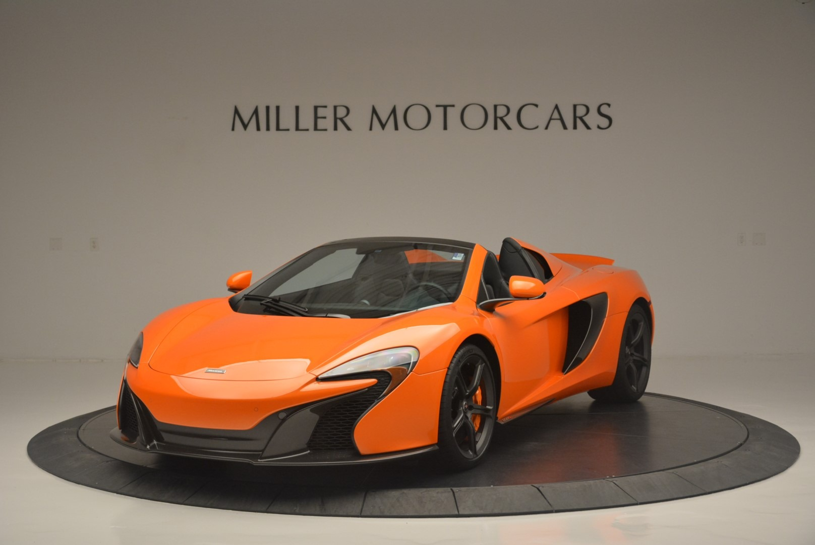 Used 2015 McLaren 650S Spider For Sale In Westport, CT 2338_main