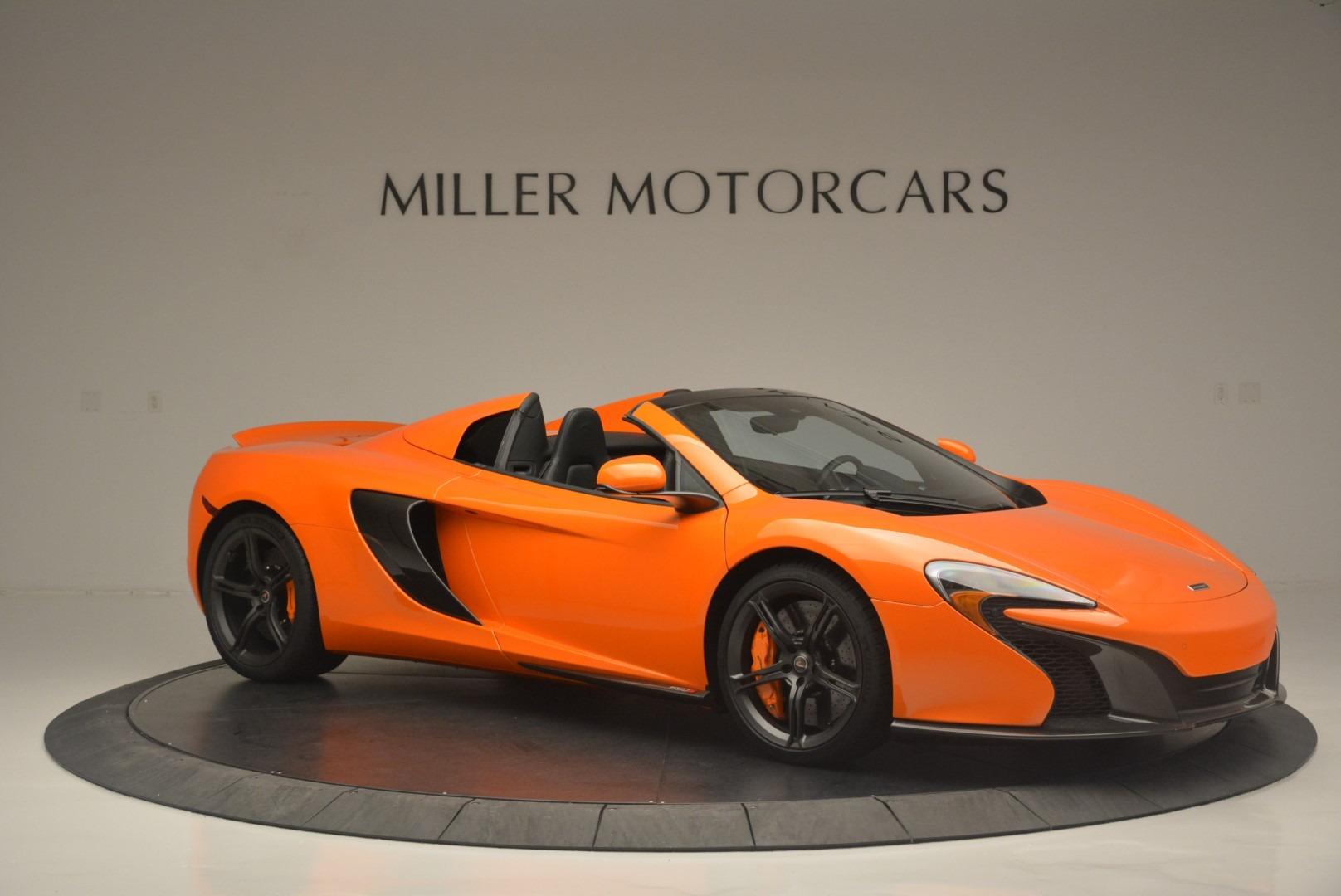 Used 2015 McLaren 650S Spider For Sale In Westport, CT 2338_p10