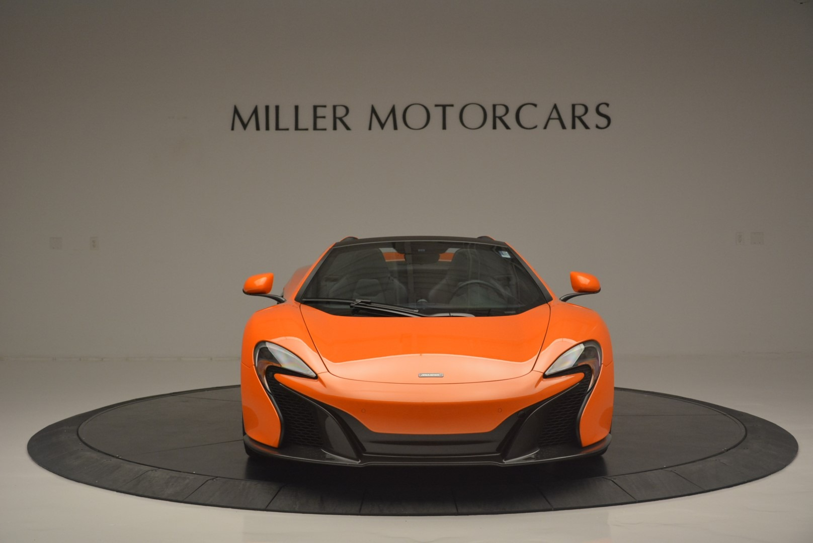 Used 2015 McLaren 650S Spider For Sale In Westport, CT 2338_p12