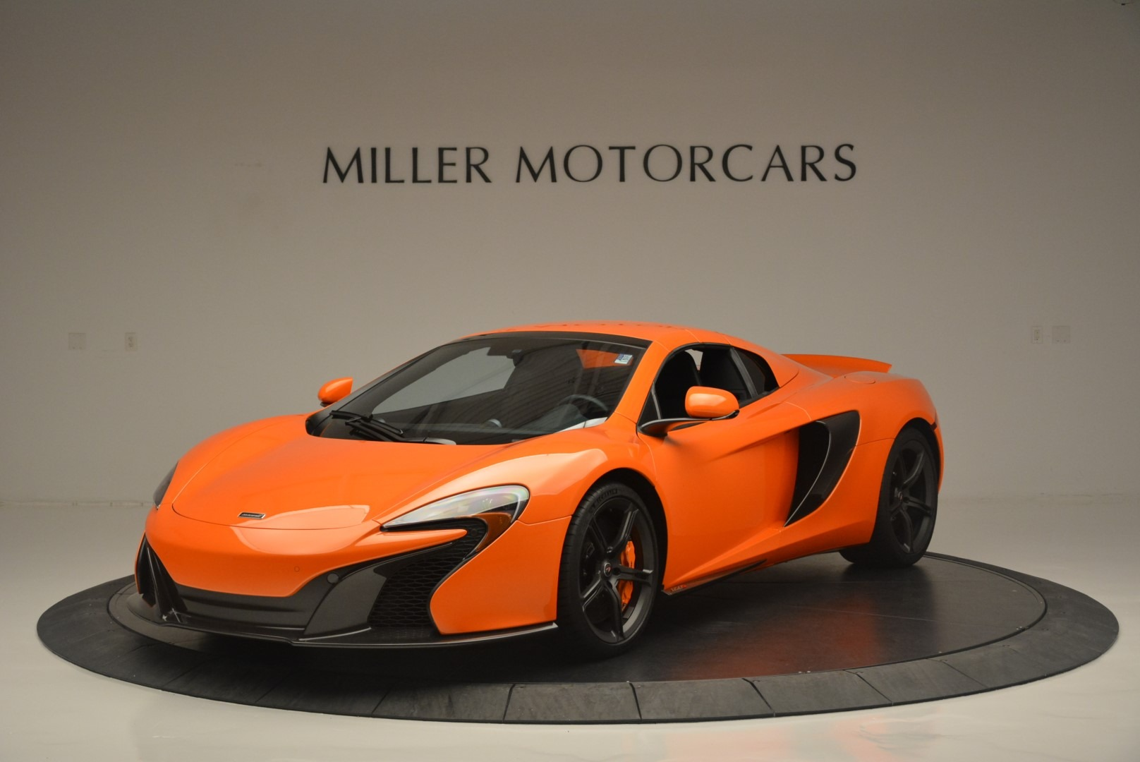 Used 2015 McLaren 650S Spider For Sale In Westport, CT 2338_p15