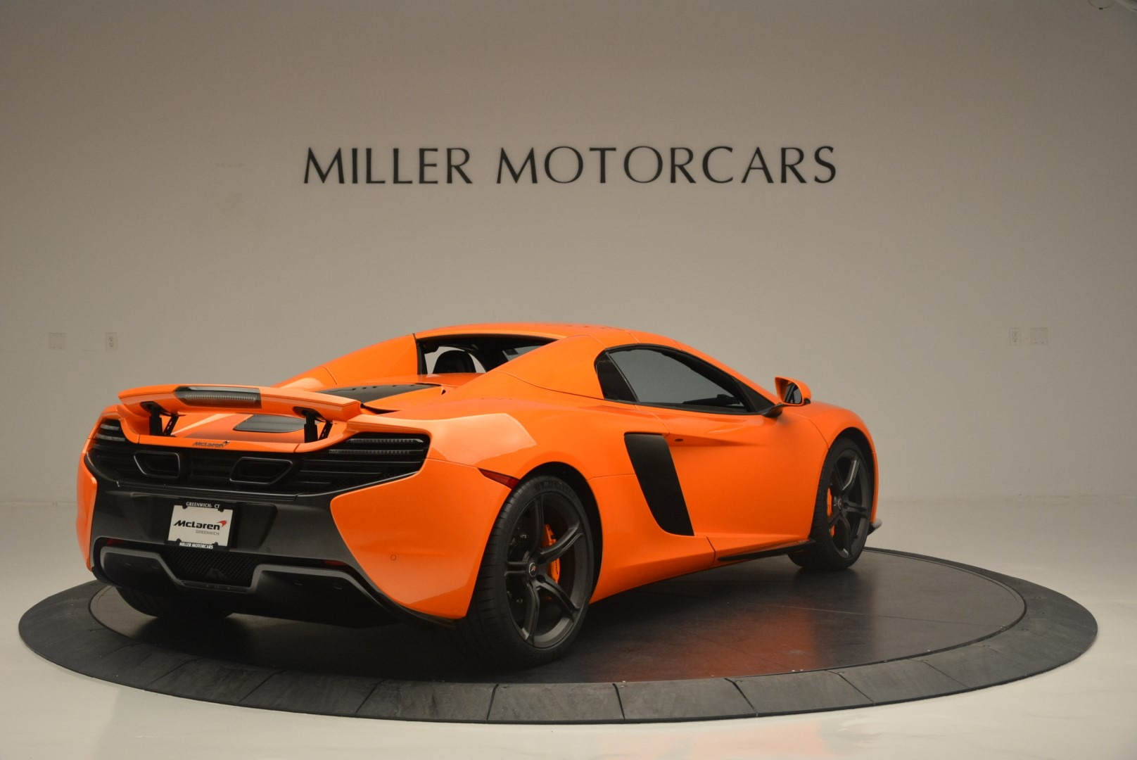 Used 2015 McLaren 650S Spider For Sale In Westport, CT 2338_p19