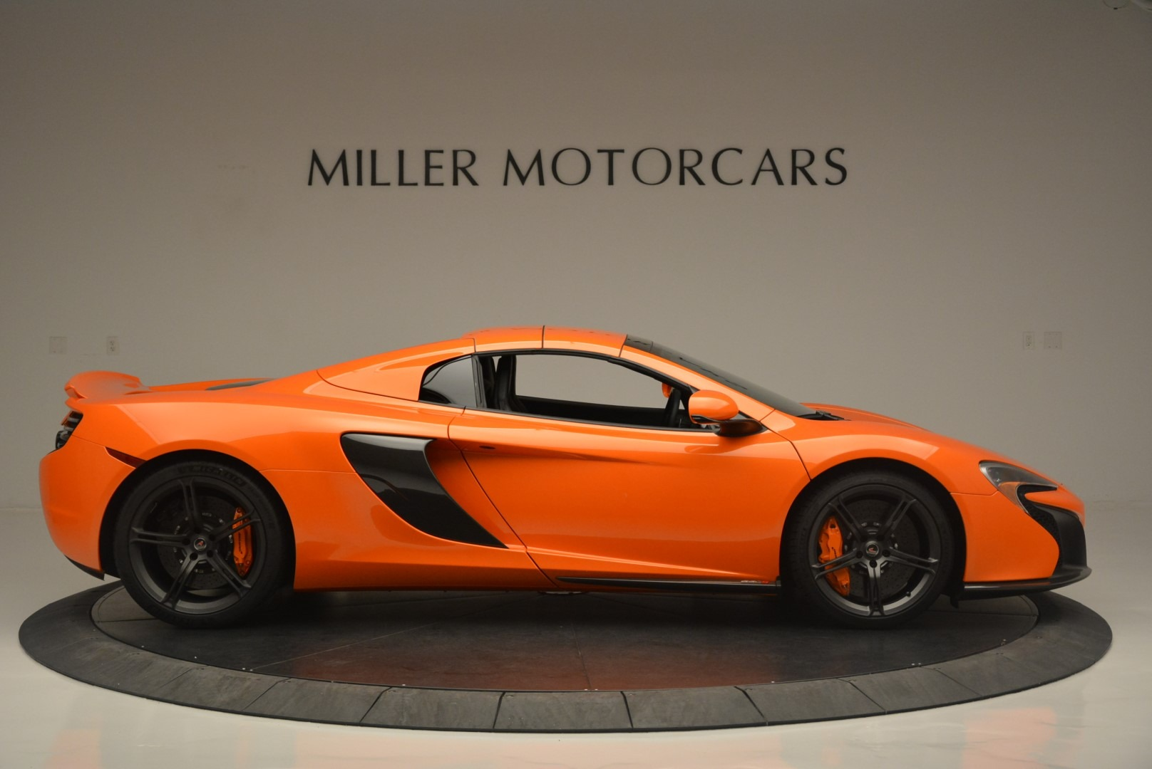 Used 2015 McLaren 650S Spider For Sale In Westport, CT 2338_p20
