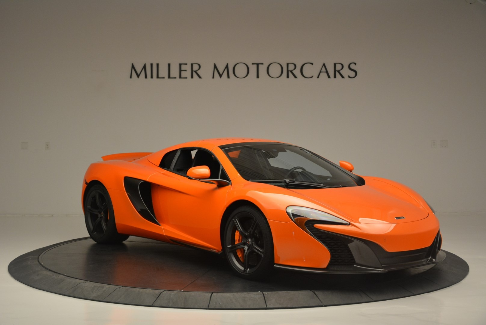 Used 2015 McLaren 650S Spider For Sale In Westport, CT 2338_p21