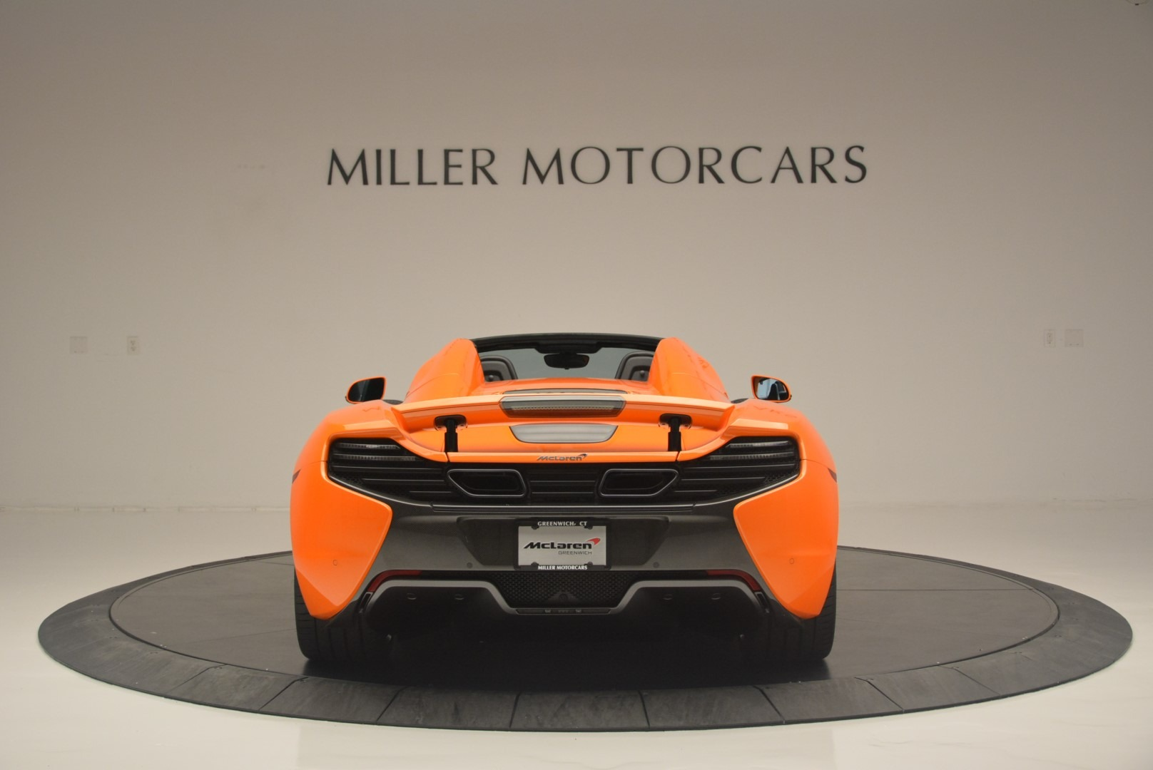 Used 2015 McLaren 650S Spider For Sale In Westport, CT 2338_p6