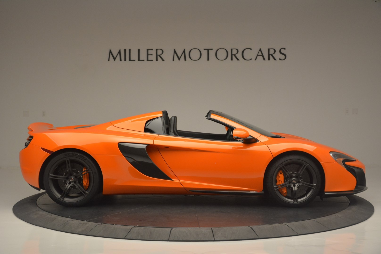 Used 2015 McLaren 650S Spider For Sale In Westport, CT 2338_p9