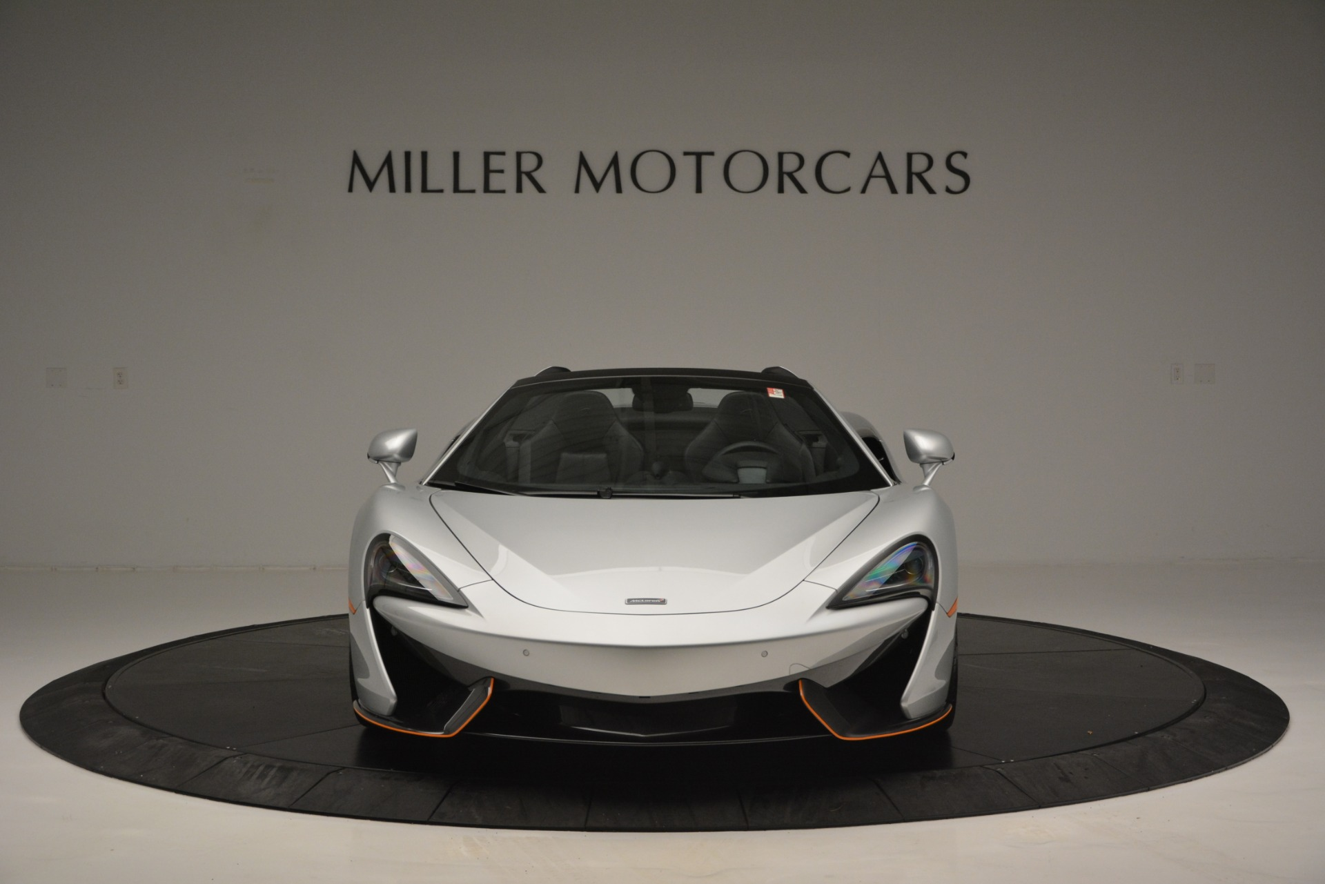 Used 2018 McLaren 570S Spider For Sale In Westport, CT 2340_p12