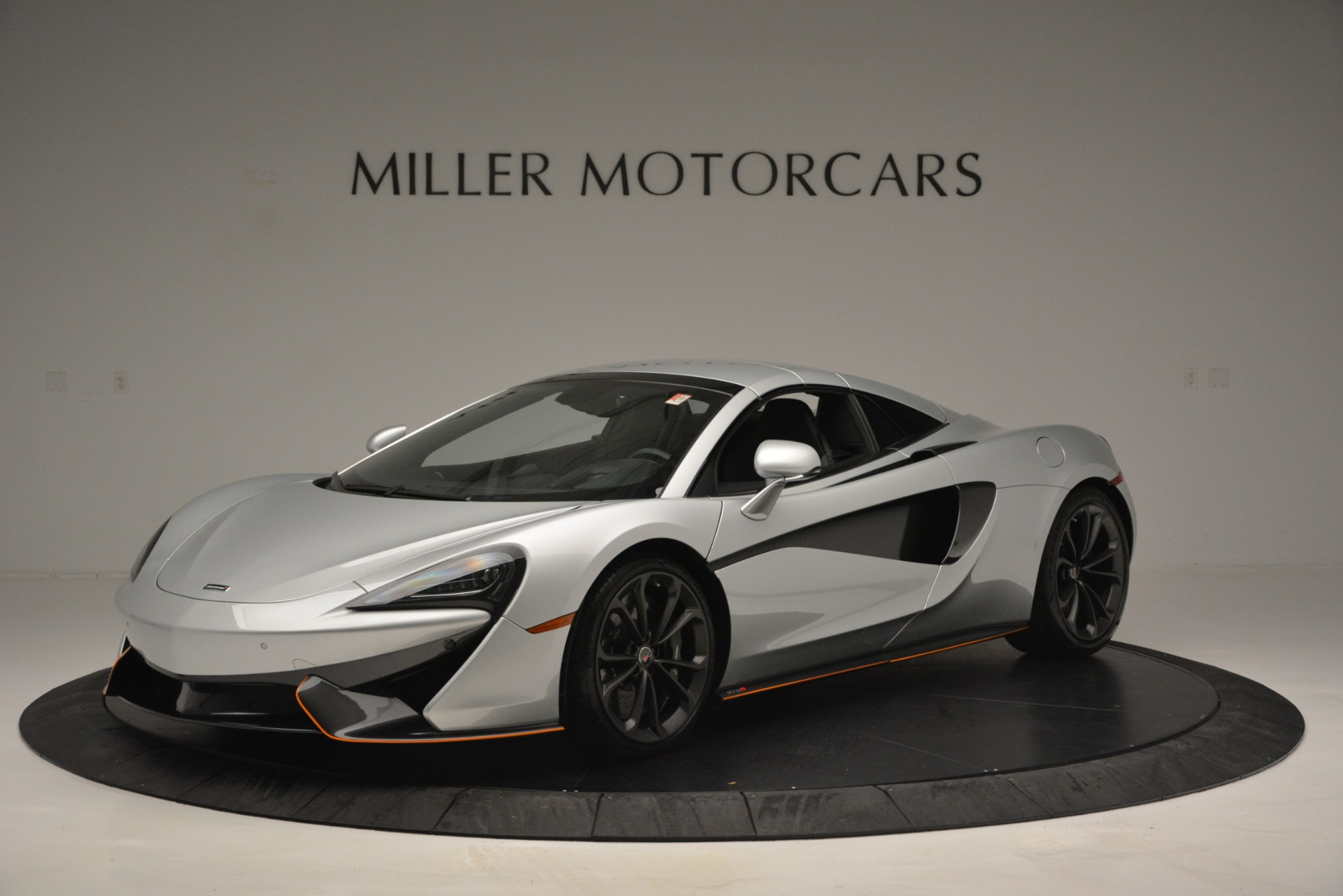 Used 2018 McLaren 570S Spider For Sale In Westport, CT 2340_p15