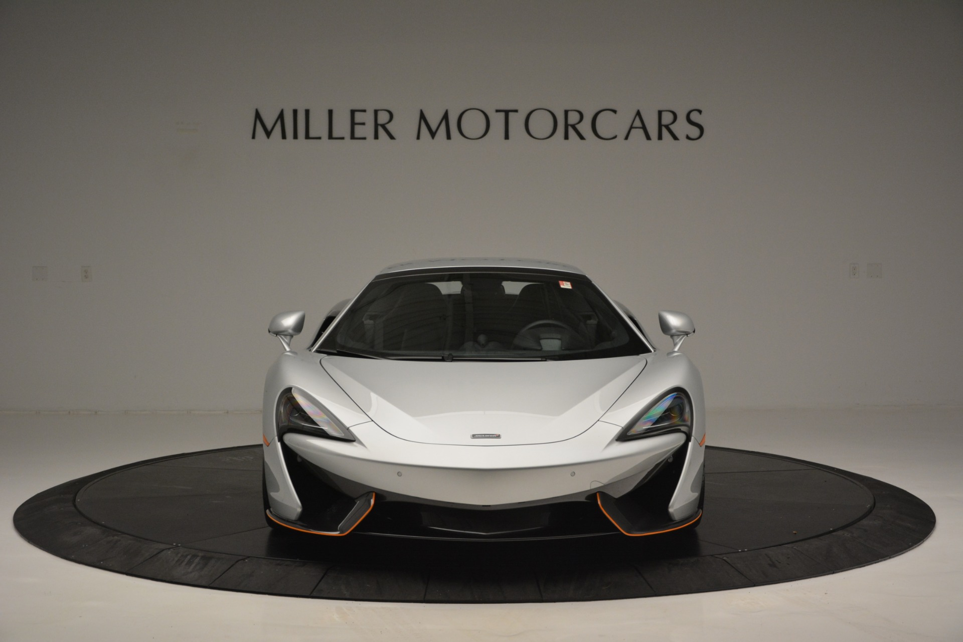 Used 2018 McLaren 570S Spider For Sale In Westport, CT 2340_p22