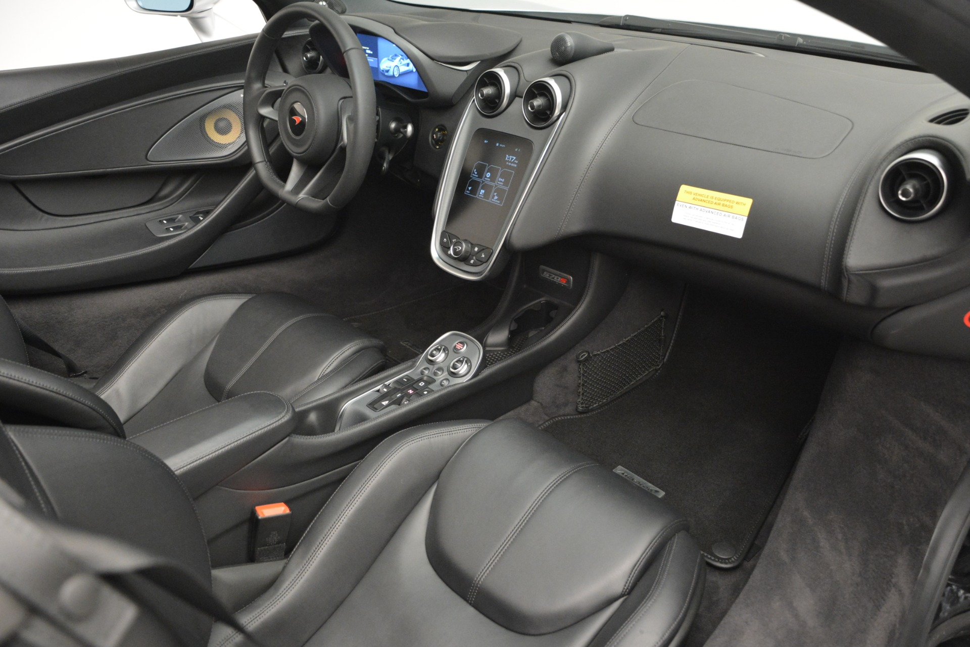 Used 2018 McLaren 570S Spider For Sale In Westport, CT 2340_p26