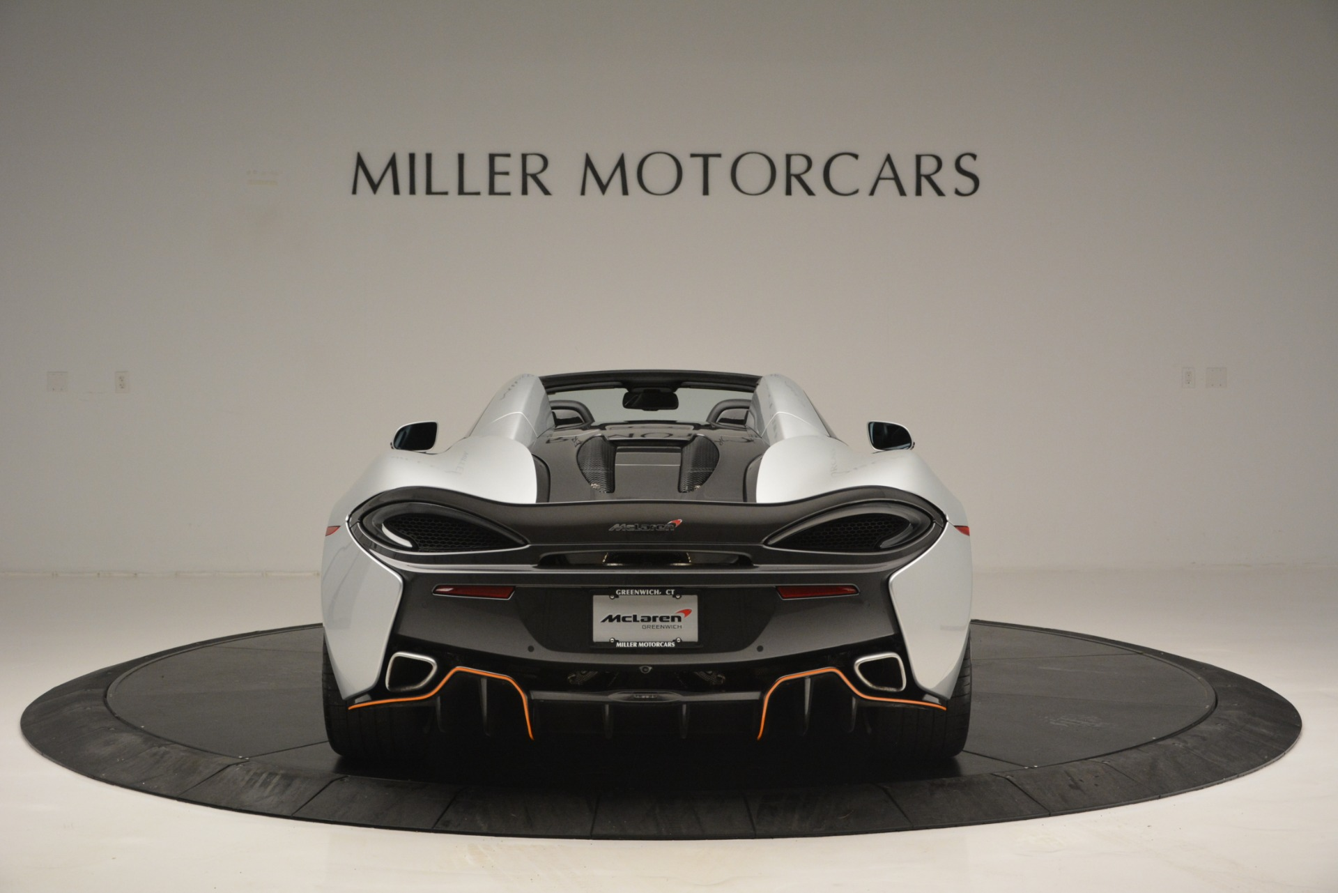 Used 2018 McLaren 570S Spider For Sale In Westport, CT 2340_p6