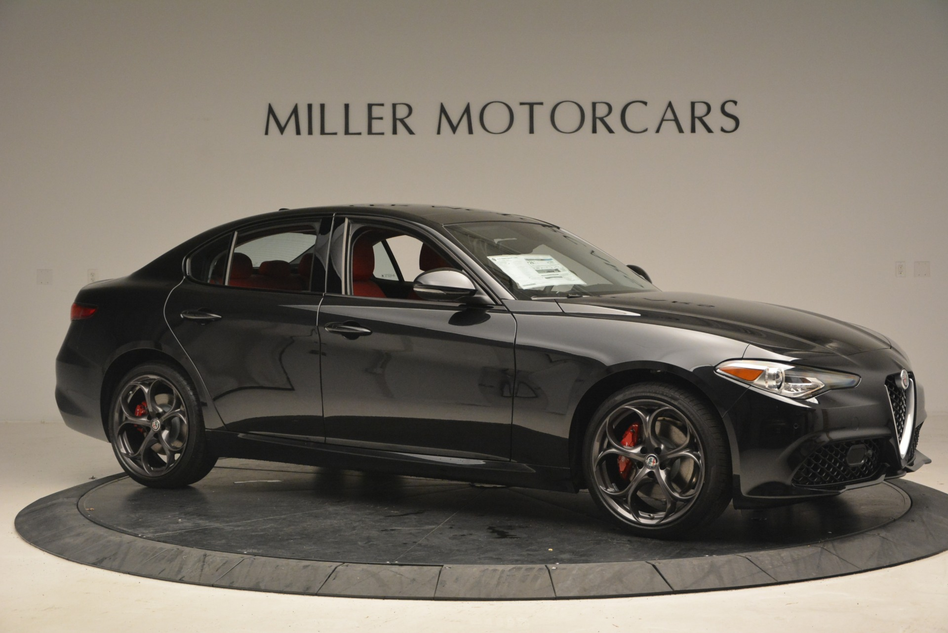 New 2018 Alfa Romeo Giulia Ti Sport Q4 For Sale In Westport, CT 2347_p10