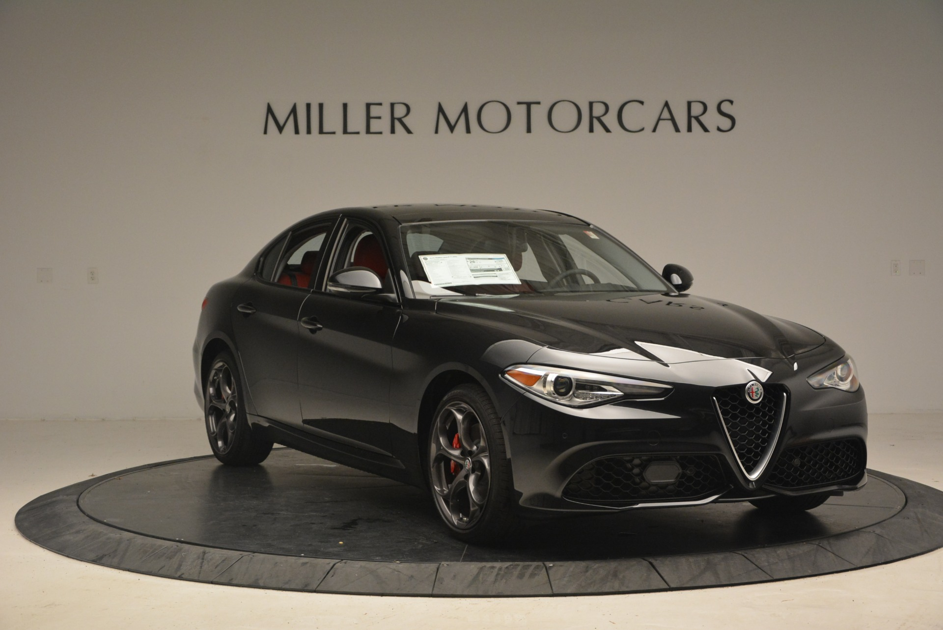 New 2018 Alfa Romeo Giulia Ti Sport Q4 For Sale In Westport, CT 2347_p11