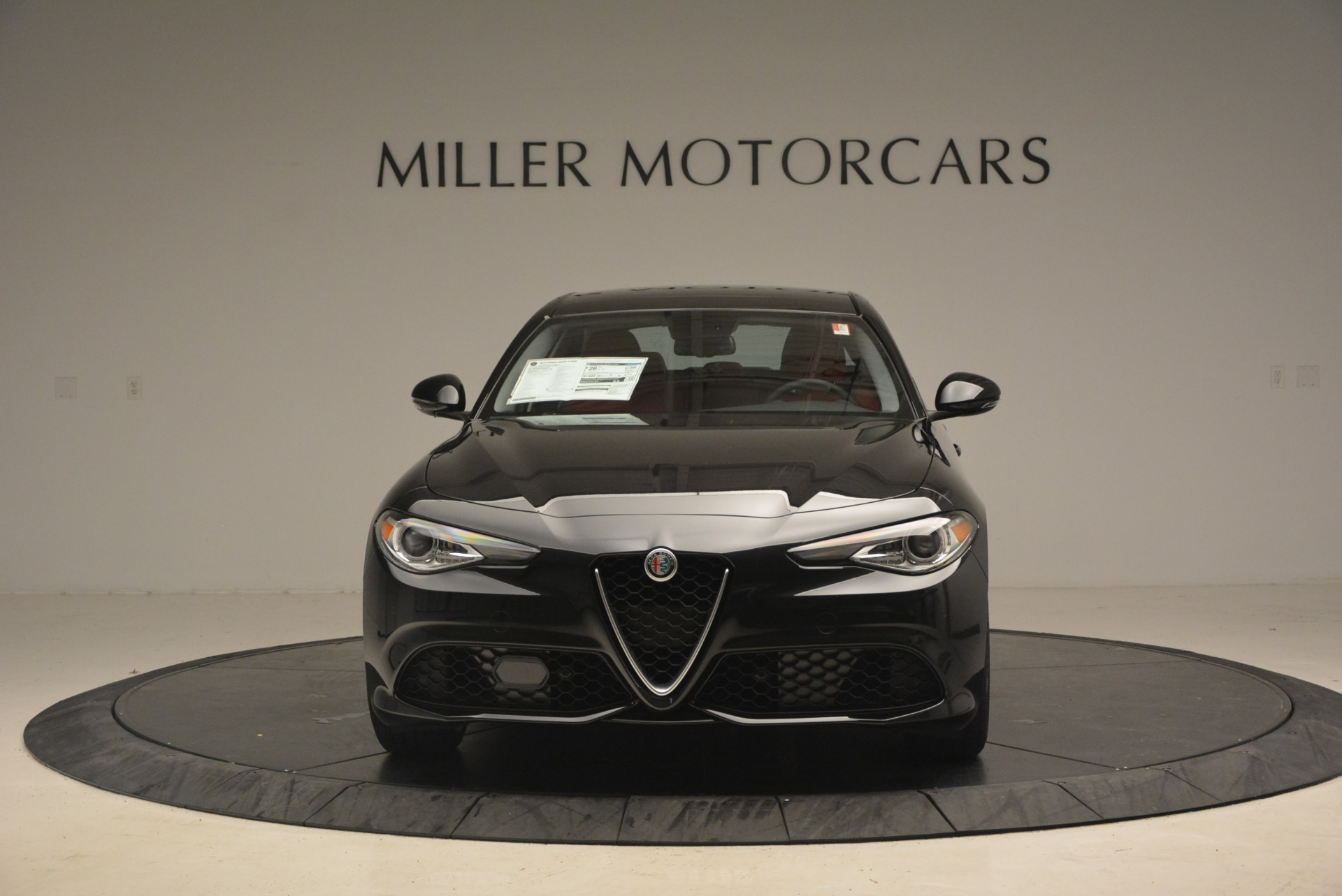 New 2018 Alfa Romeo Giulia Ti Sport Q4 For Sale In Westport, CT 2347_p12