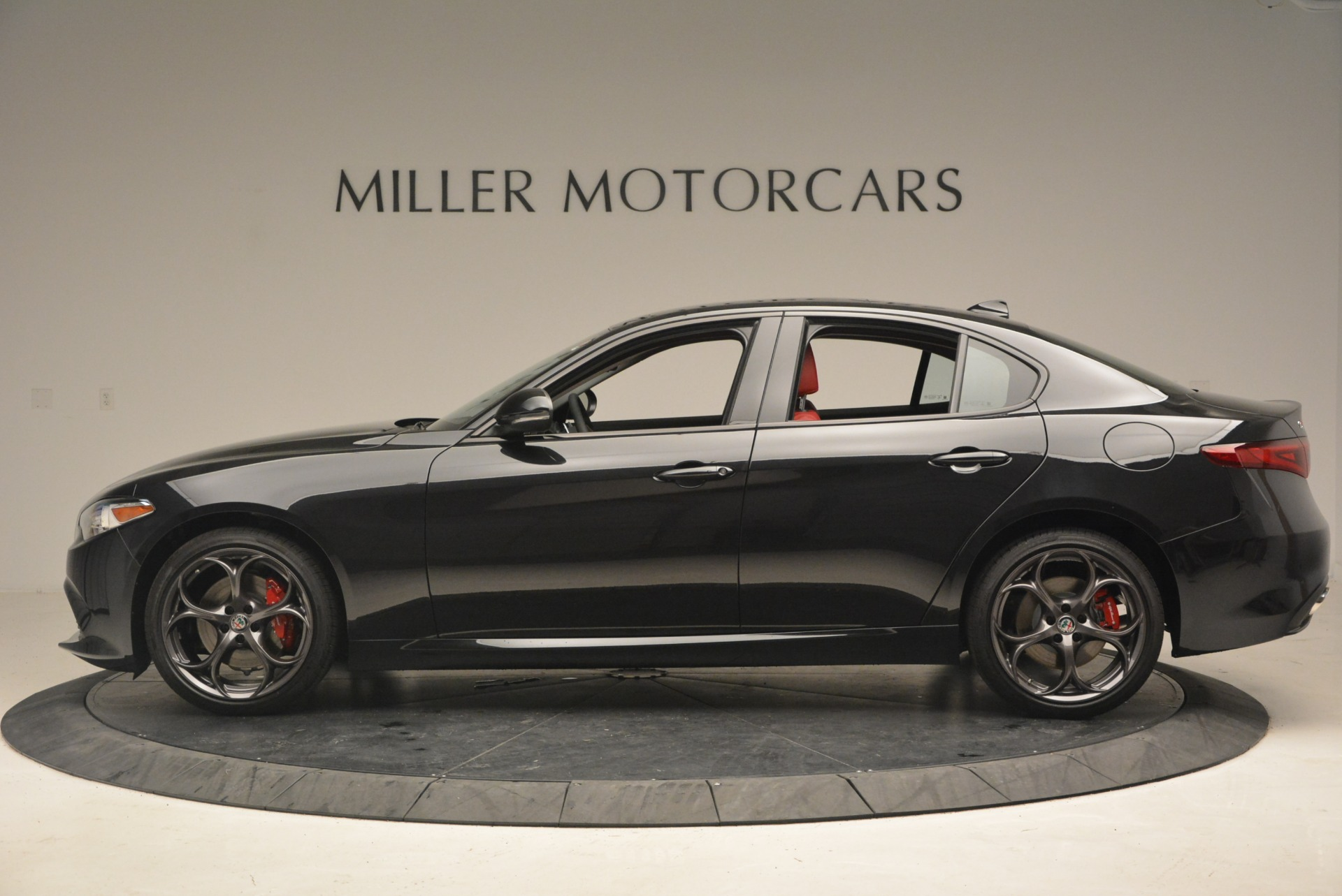 New 2018 Alfa Romeo Giulia Ti Sport Q4 For Sale In Westport, CT 2347_p3