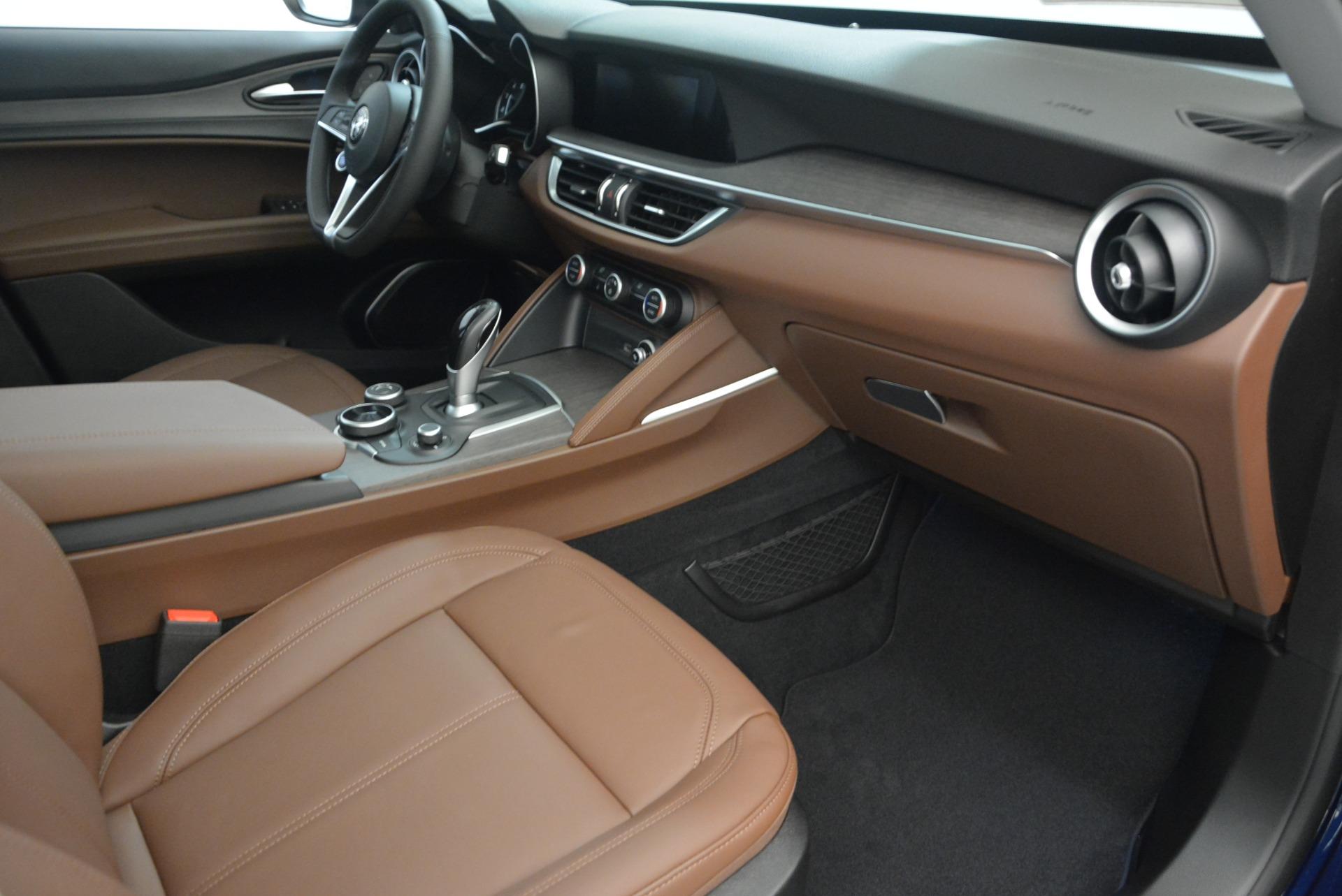 New 2018 Alfa Romeo Stelvio Ti Q4 For Sale In Westport, CT 2349_p20