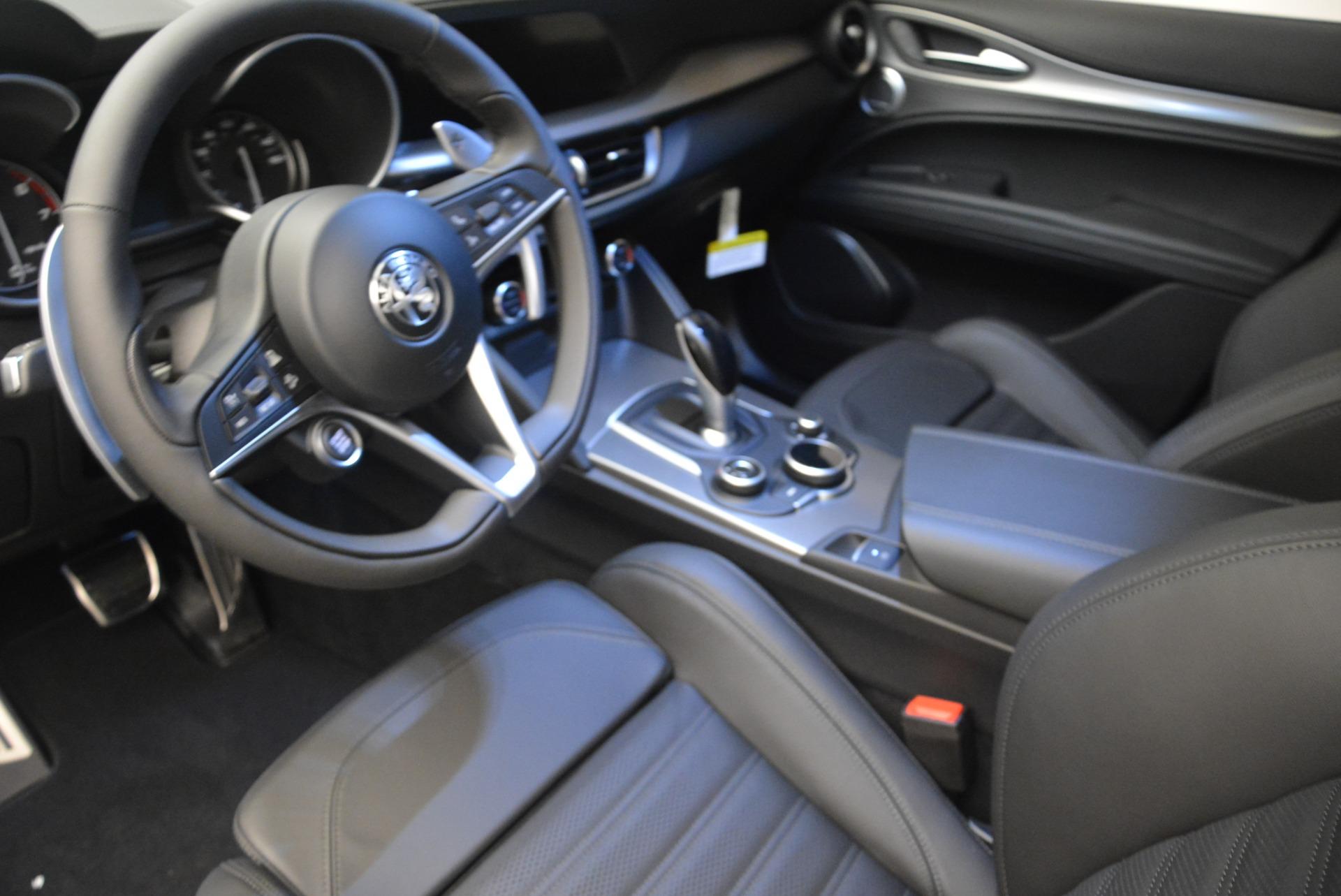New 2018 Alfa Romeo Stelvio Ti Sport Q4 For Sale In Westport, CT 2352_p19