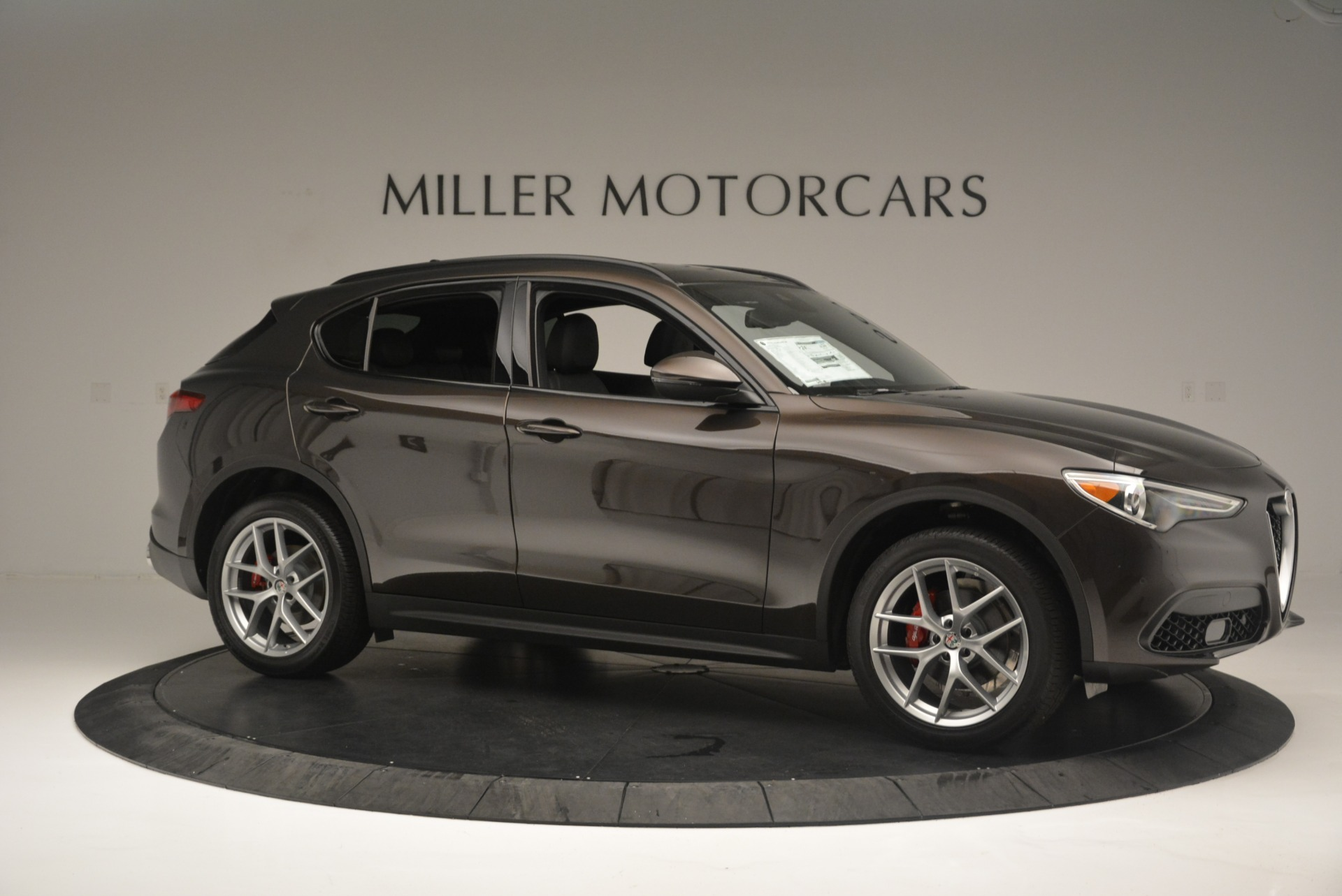 New 2018 Alfa Romeo Stelvio Ti Sport Q4 For Sale In Westport, CT 2354_p10
