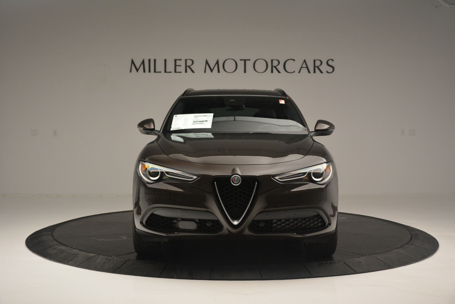 New 2018 Alfa Romeo Stelvio Ti Sport Q4 For Sale In Westport, CT 2354_p12