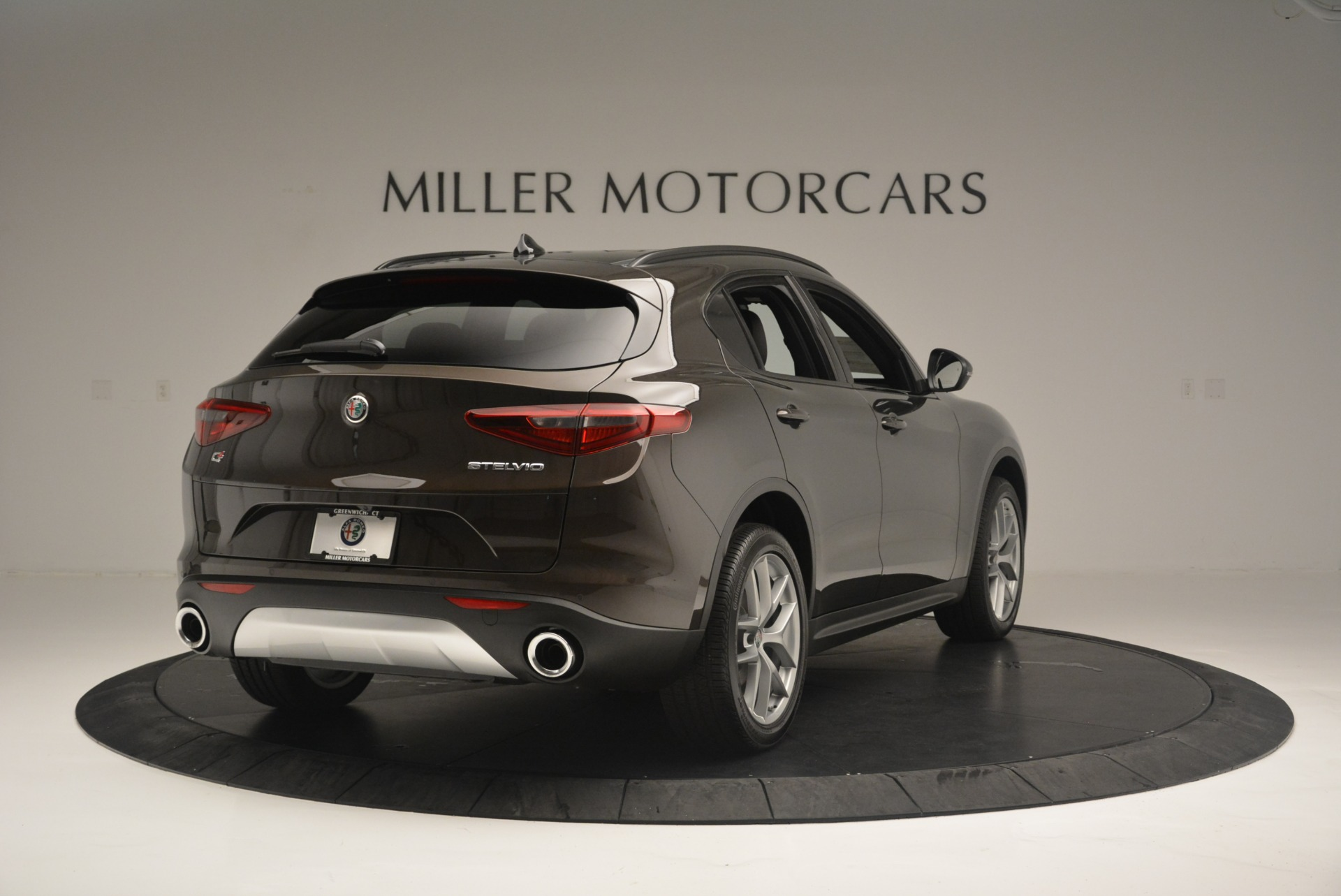 New 2018 Alfa Romeo Stelvio Ti Sport Q4 For Sale In Westport, CT 2354_p7