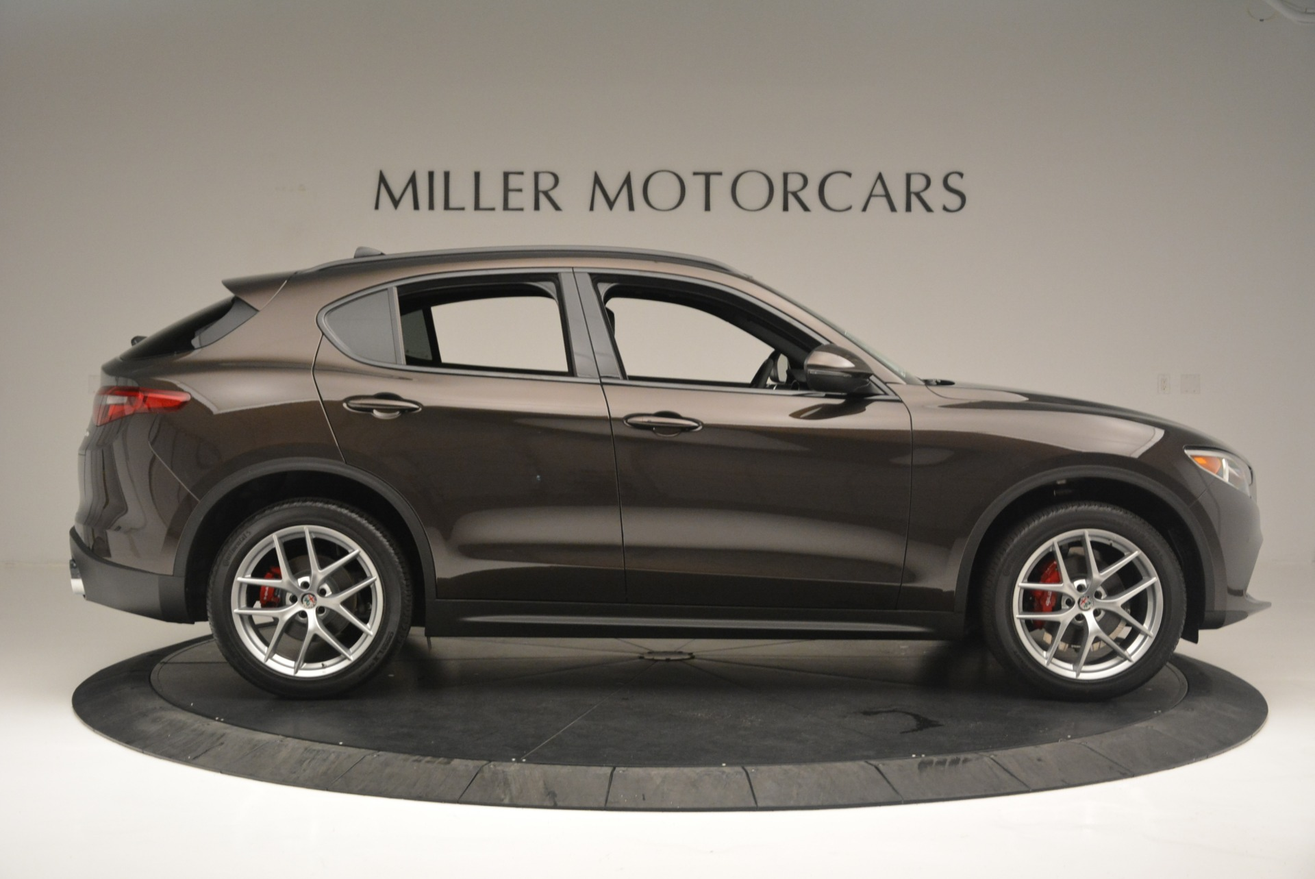 New 2018 Alfa Romeo Stelvio Ti Sport Q4 For Sale In Westport, CT 2354_p9