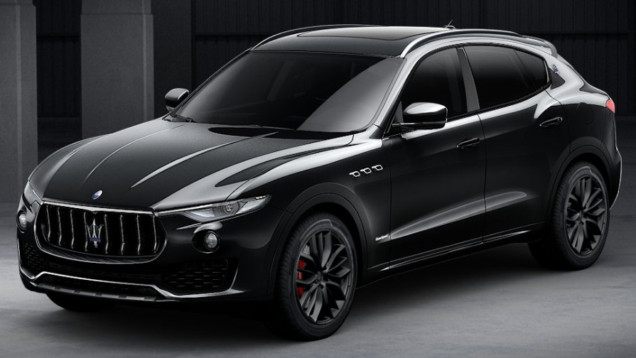 New 2018 Maserati Levante SQ4 GranSport Nerissimo For Sale In Westport, CT