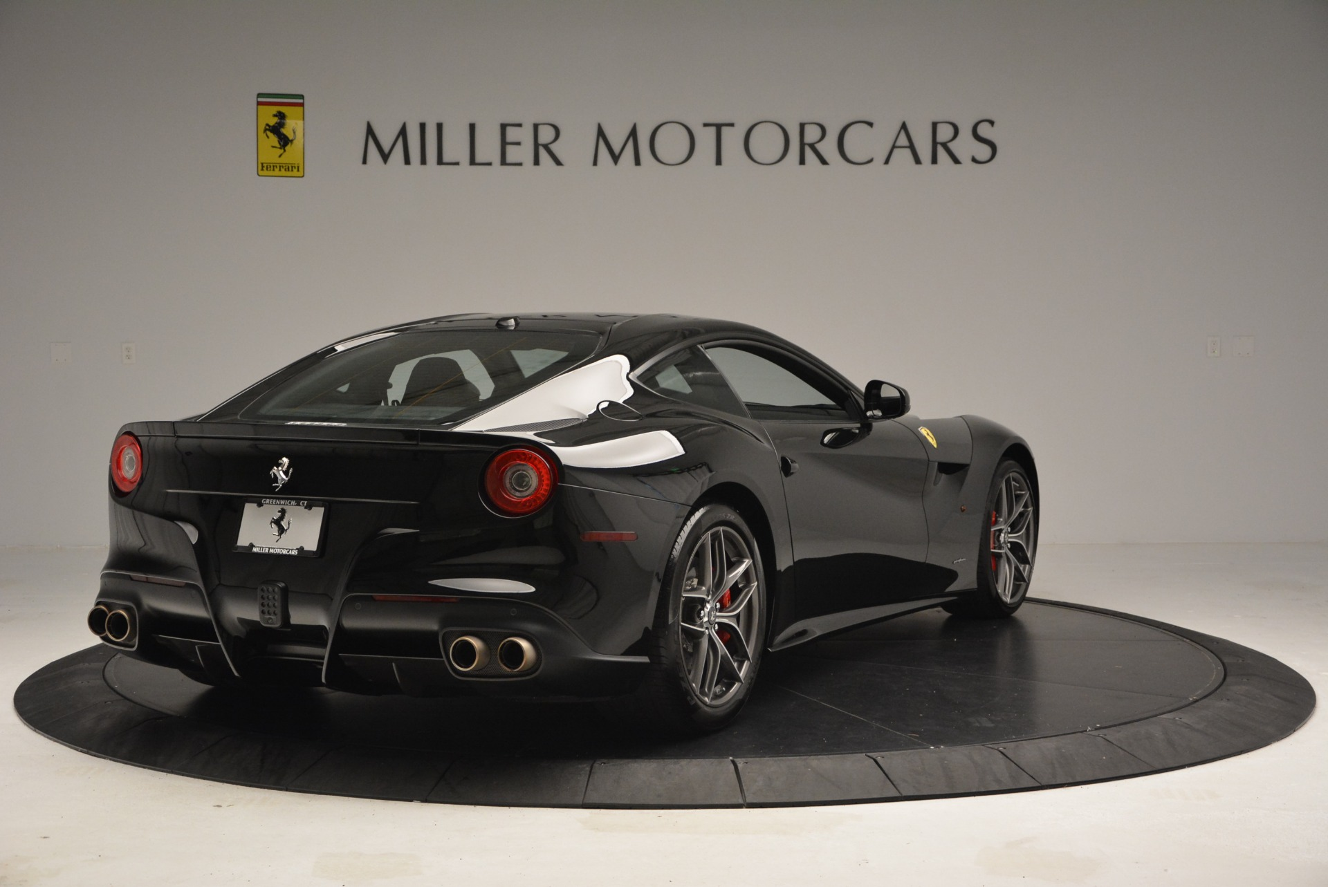 Used 2014 Ferrari F12 Berlinetta  For Sale In Westport, CT 2358_p7