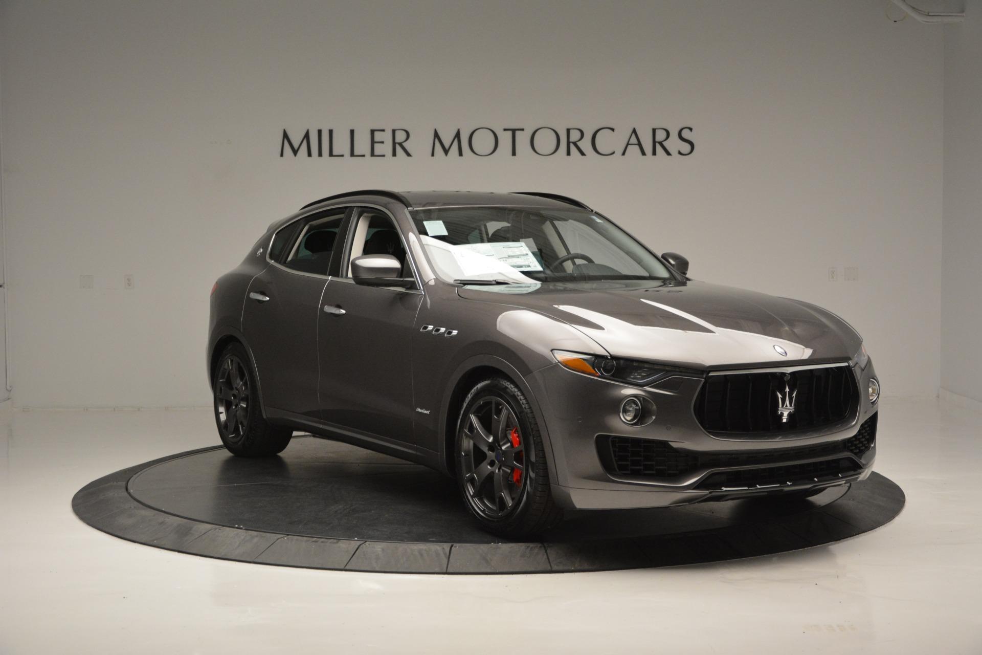 New 2018 Maserati Levante S Q4 GranSport For Sale In Westport, CT 2360_p11