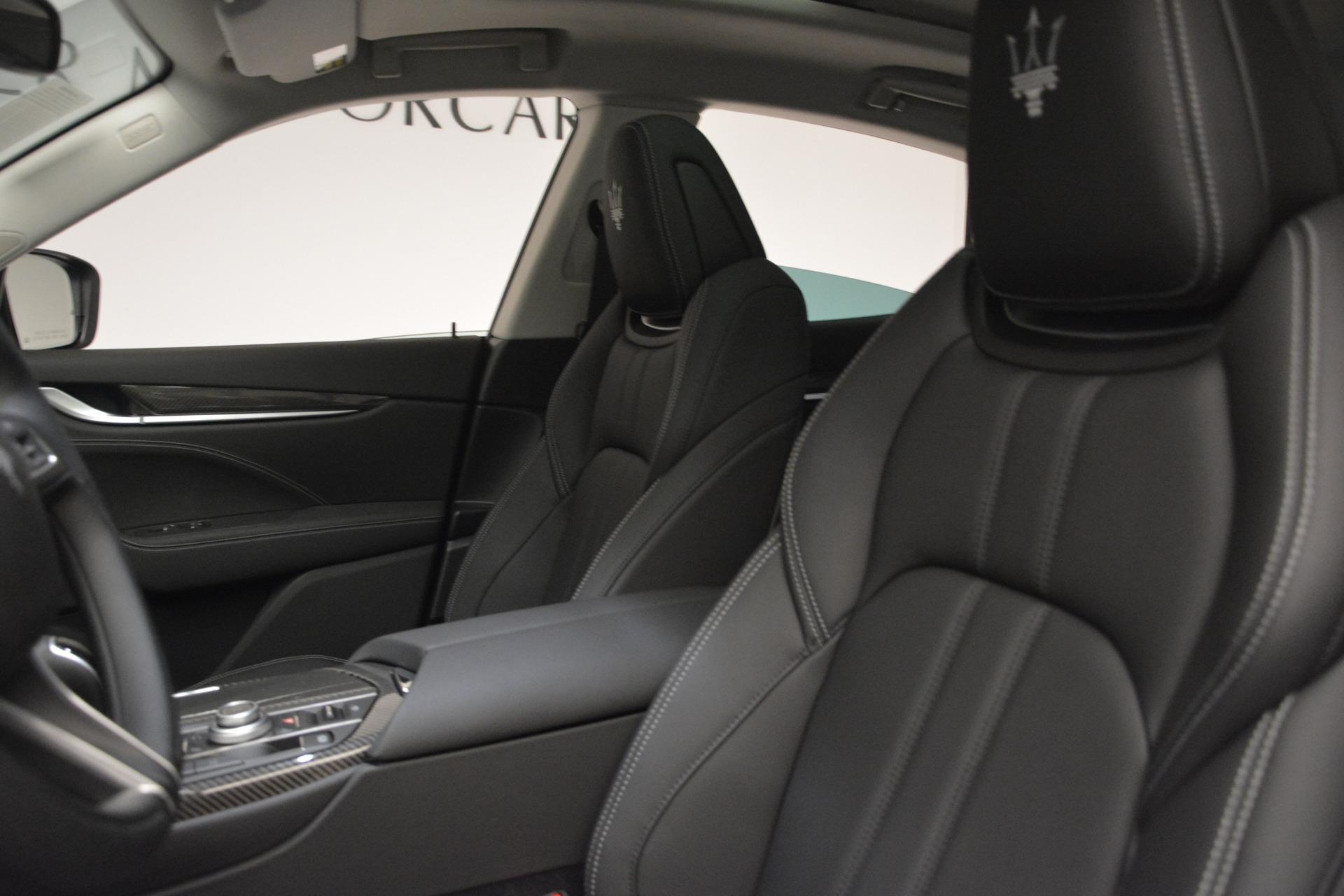 New 2018 Maserati Levante S Q4 GranSport For Sale In Westport, CT 2360_p14