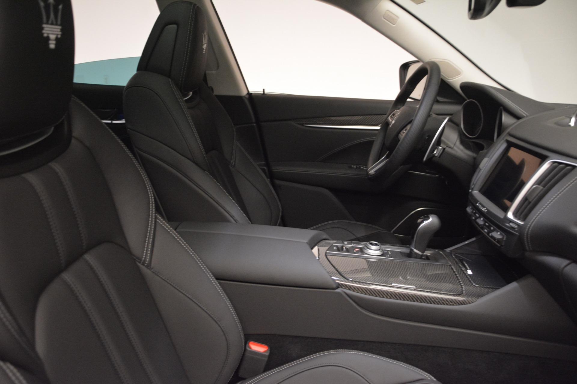 New 2018 Maserati Levante S Q4 GranSport For Sale In Westport, CT 2360_p20