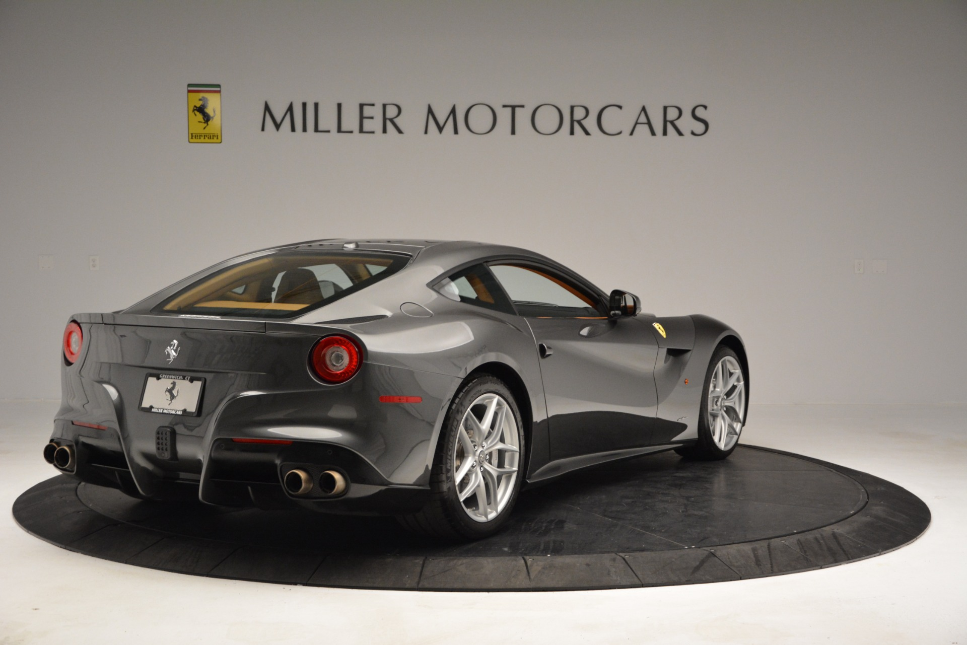Used 2014 Ferrari F12 Berlinetta  For Sale In Westport, CT 2361_p7
