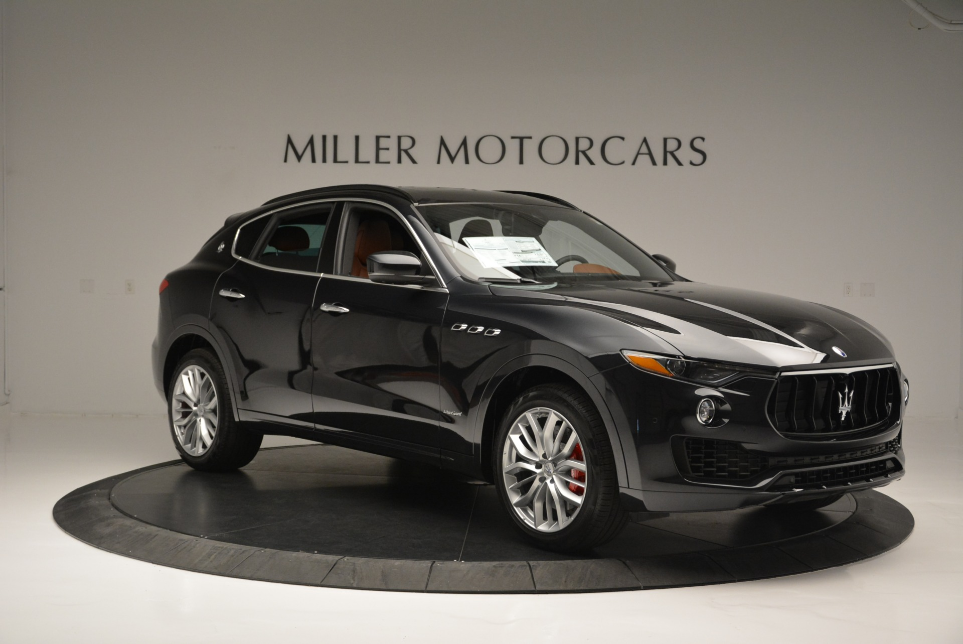 New 2018 Maserati Levante S Q4 GranSport For Sale In Westport, CT 2362_p13