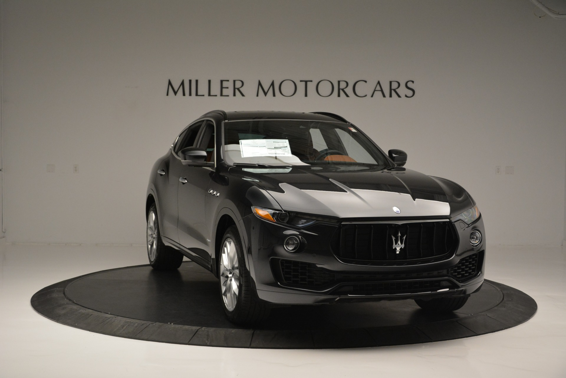 New 2018 Maserati Levante S Q4 GranSport For Sale In Westport, CT 2362_p14