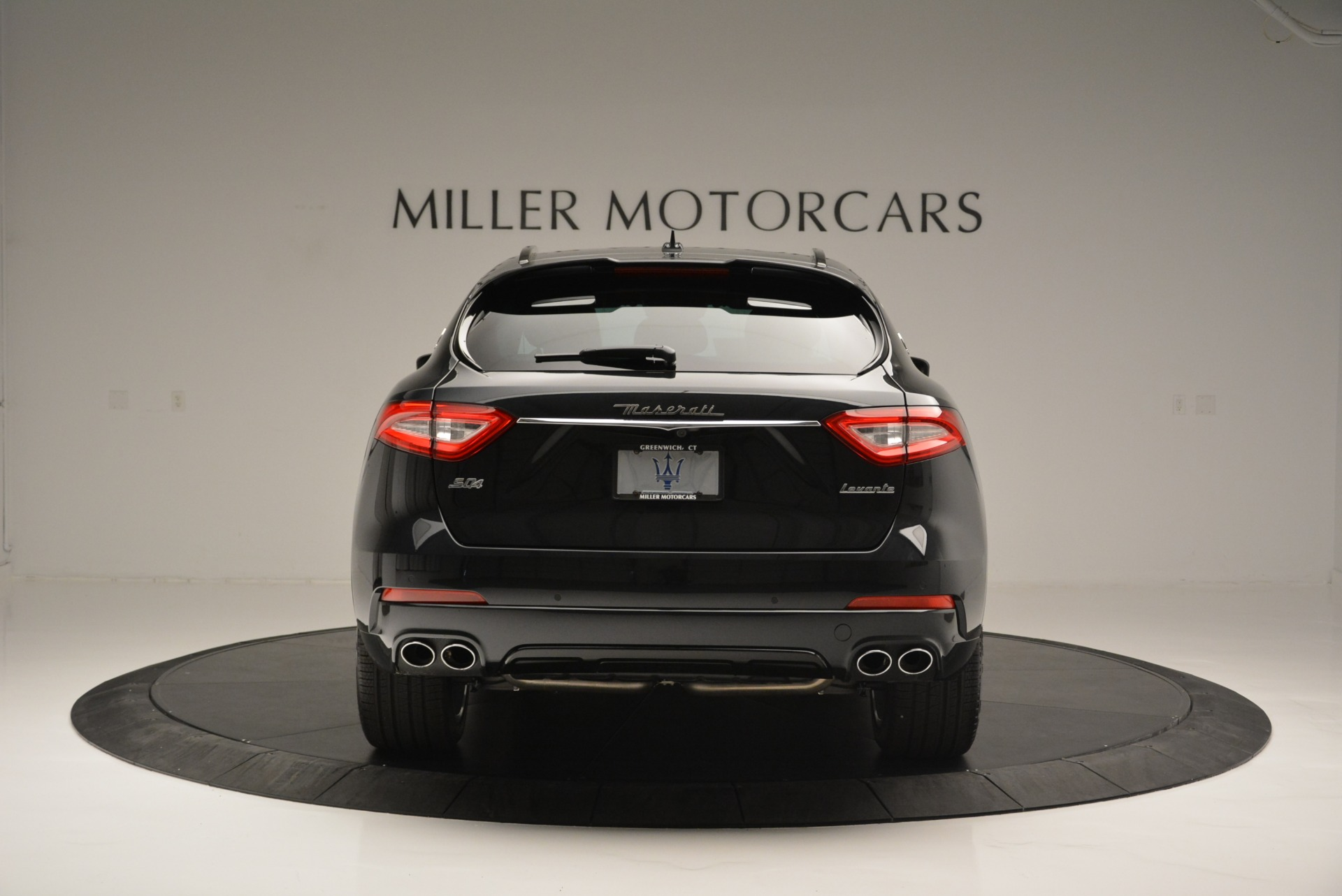 New 2018 Maserati Levante S Q4 GranSport For Sale In Westport, CT 2362_p6