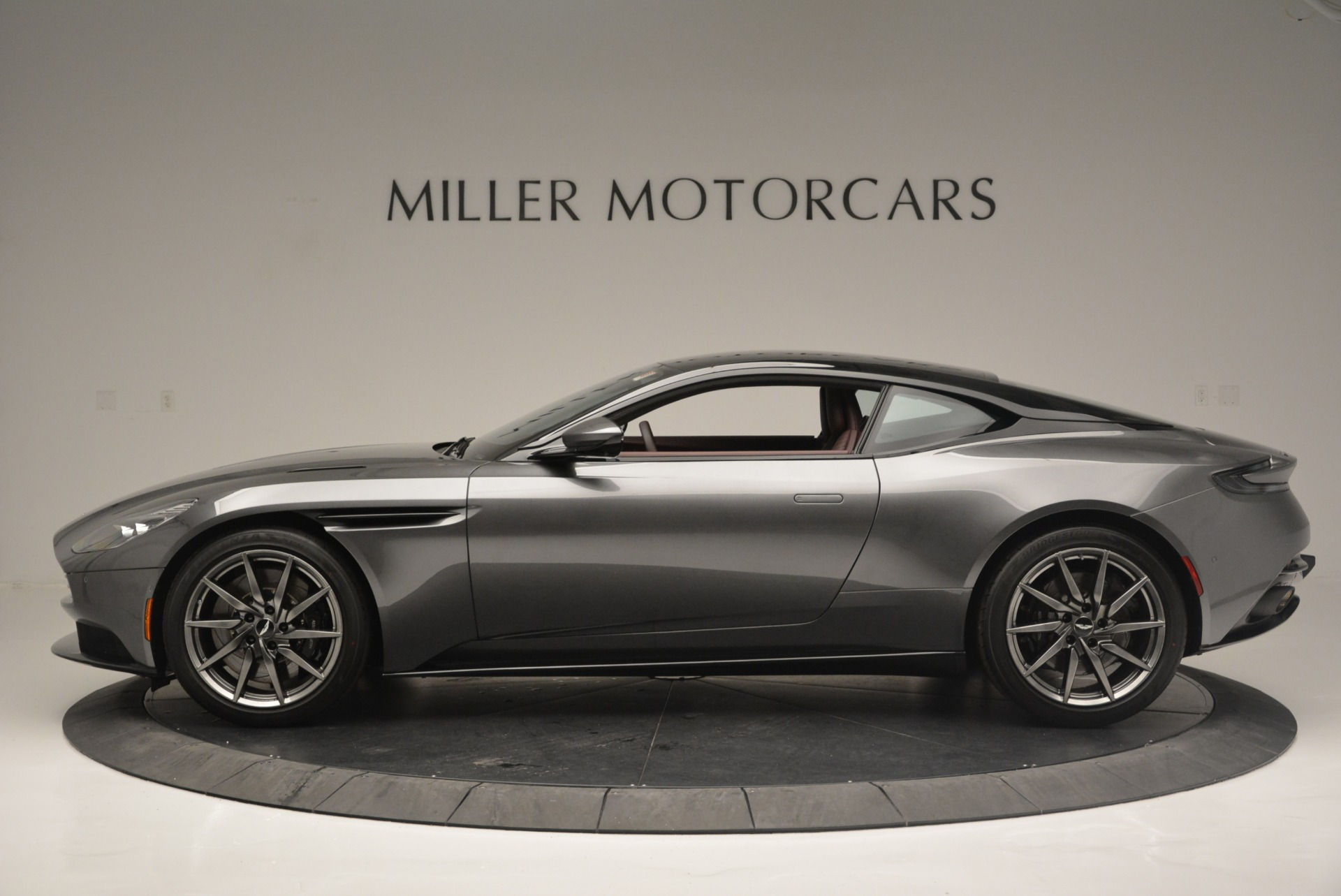New 2018 Aston Martin DB11 V12 Coupe For Sale In Westport, CT 2364_p3