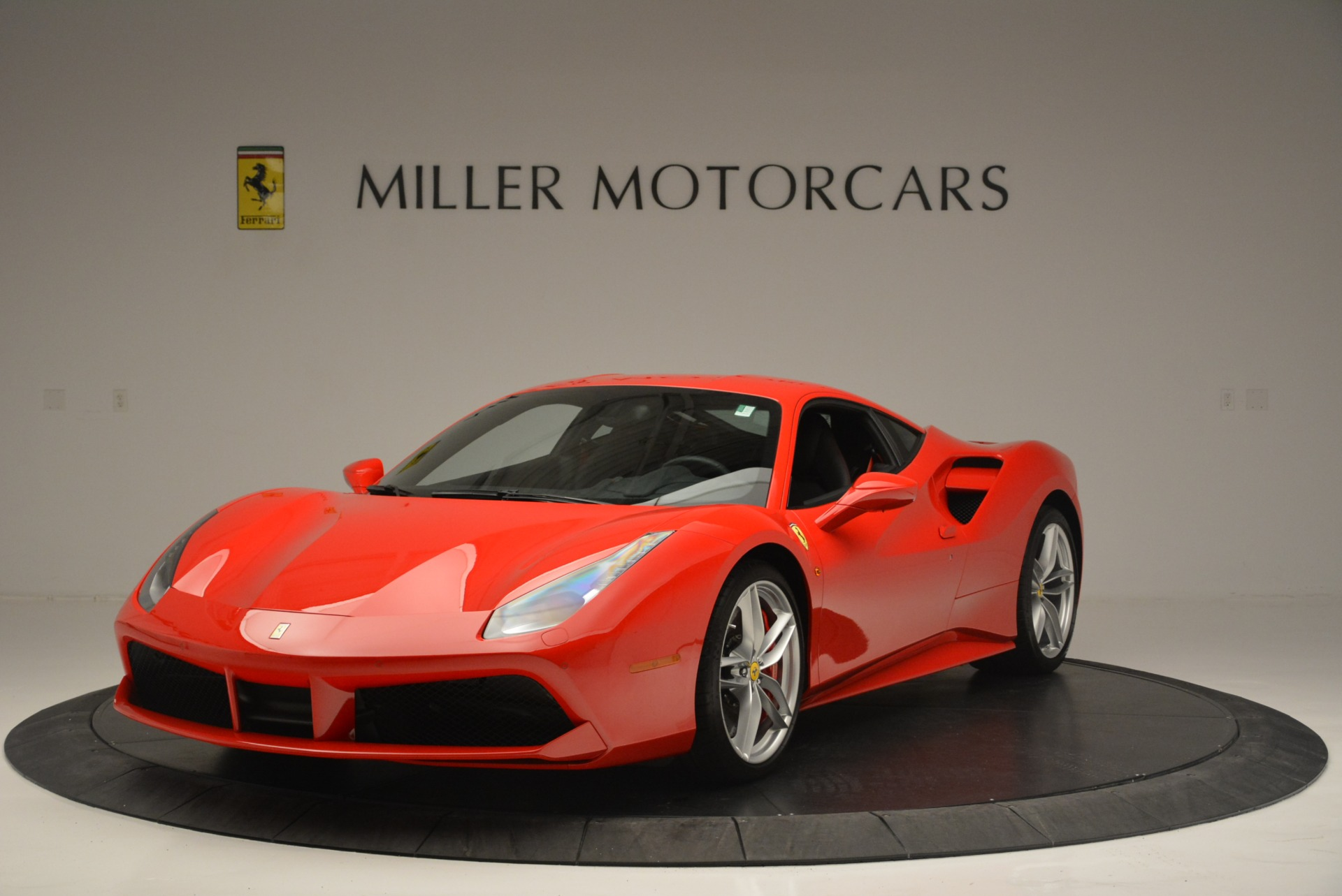 Used 2017 Ferrari 488 GTB  For Sale In Westport, CT 2365_main
