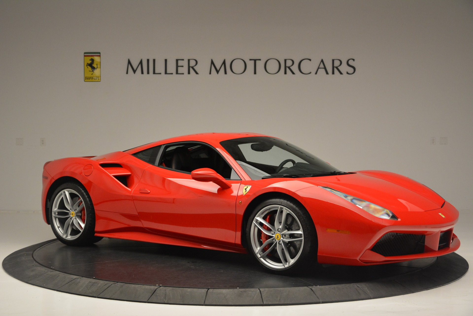 Used 2017 Ferrari 488 GTB  For Sale In Westport, CT 2365_p10