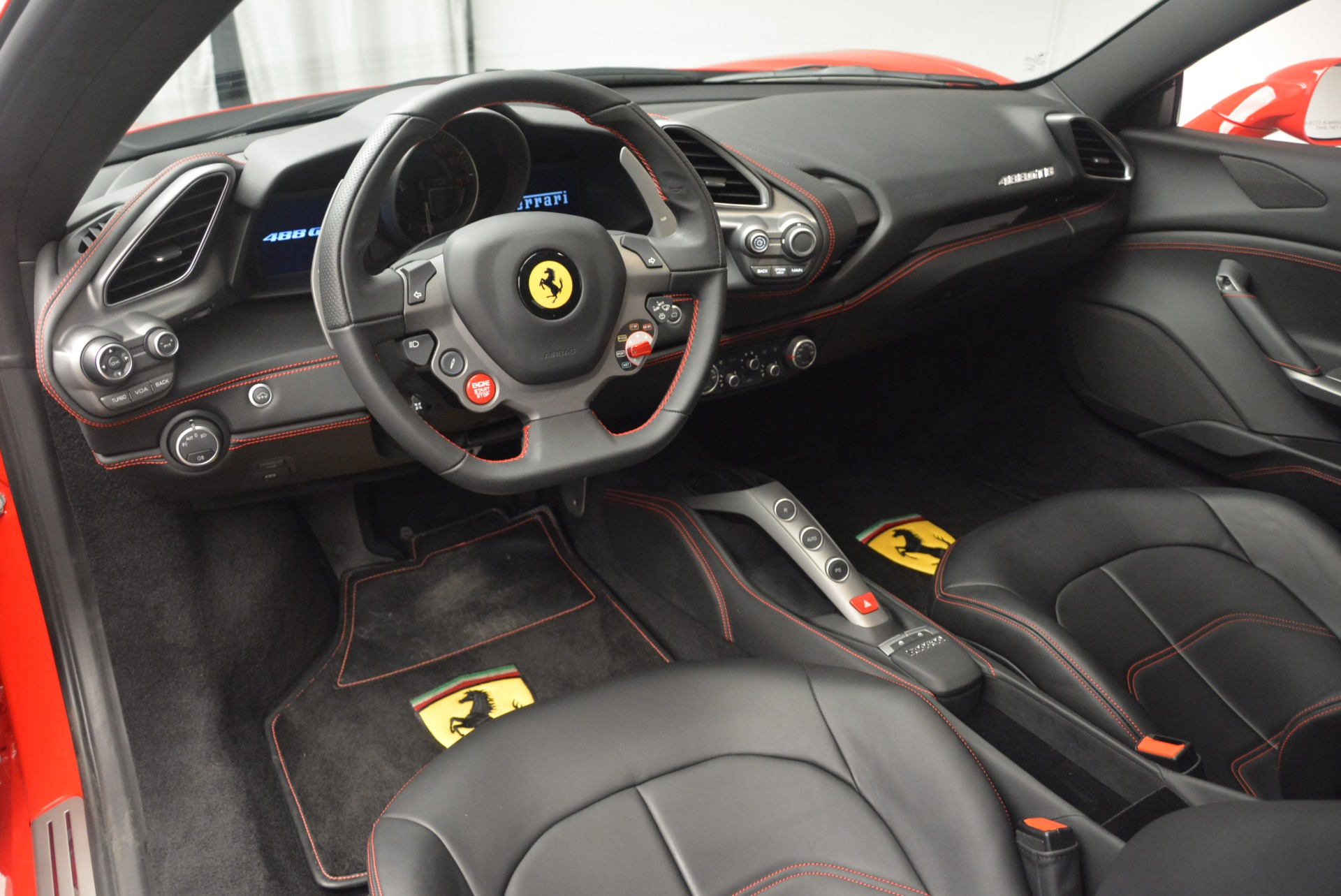 Used 2017 Ferrari 488 GTB  For Sale In Westport, CT 2365_p13