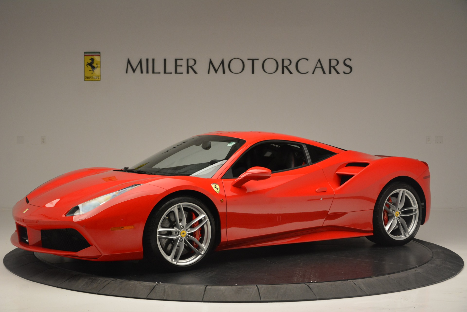 Used 2017 Ferrari 488 GTB  For Sale In Westport, CT 2365_p2