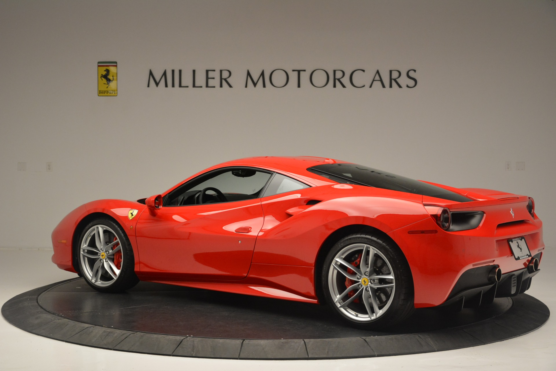 Used 2017 Ferrari 488 GTB  For Sale In Westport, CT 2365_p4