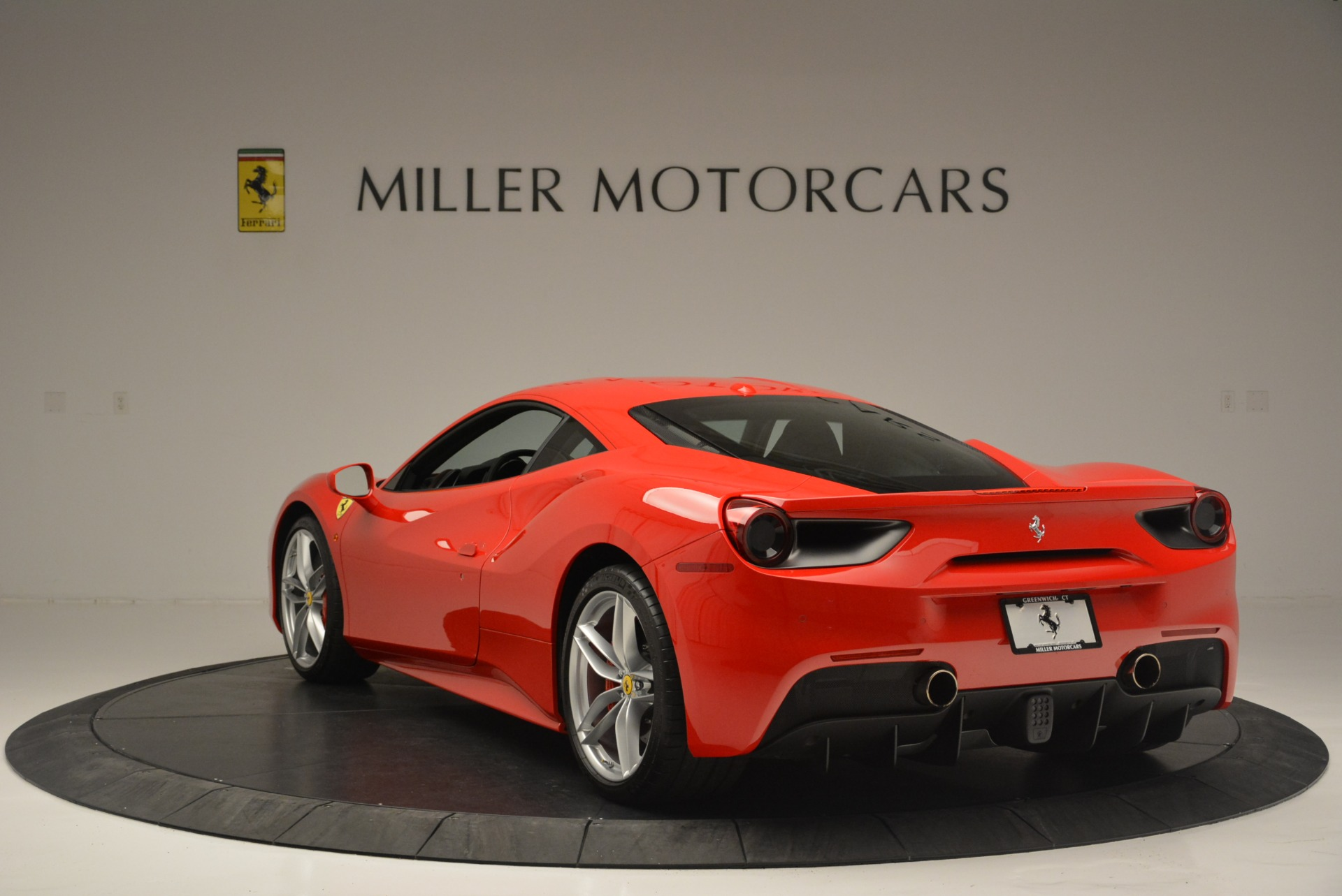 Used 2017 Ferrari 488 GTB  For Sale In Westport, CT 2365_p5